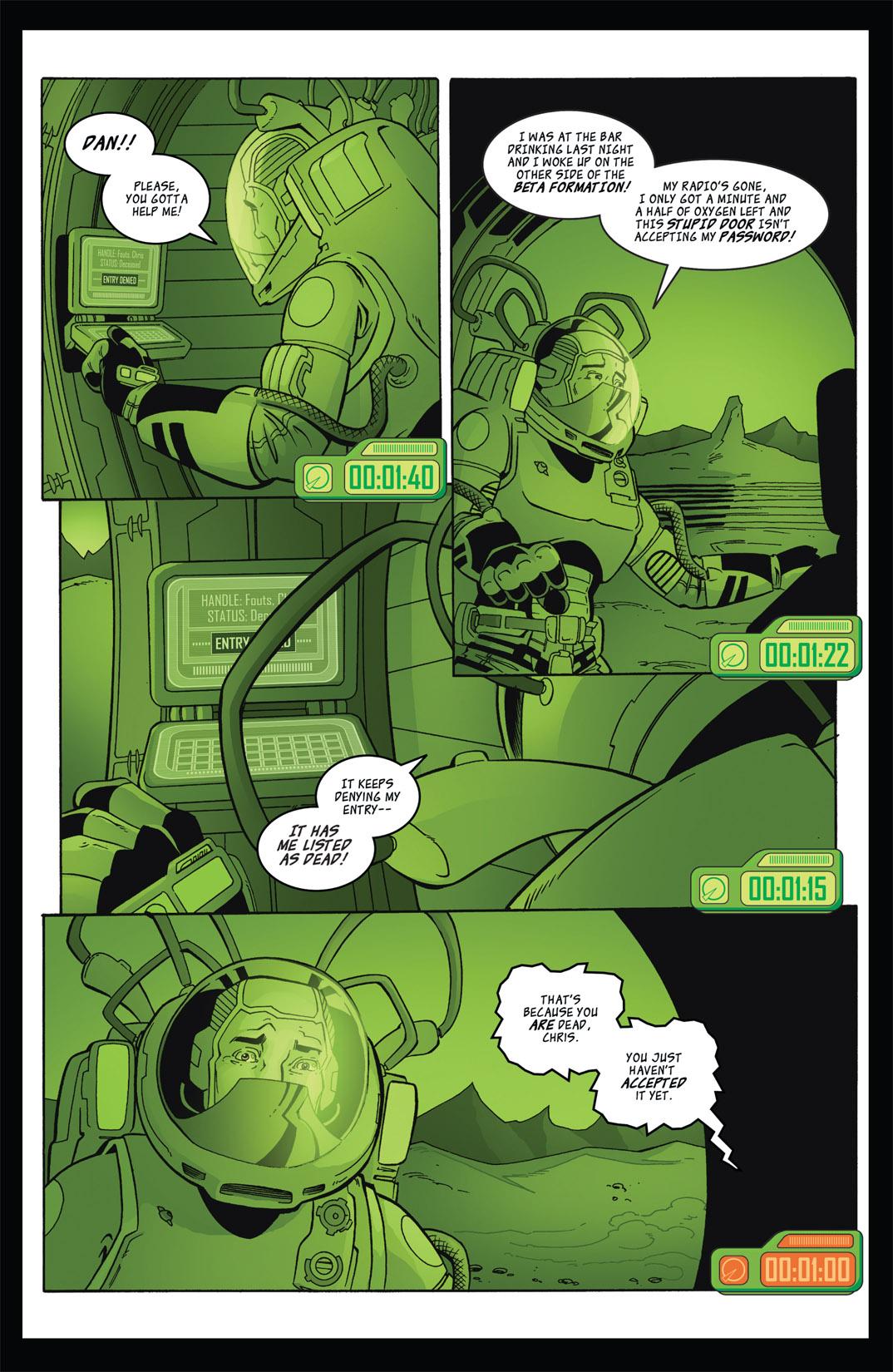 Read online Nightmare World comic -  Issue # Vol. 1 Thirteen Tales of Terror - 95