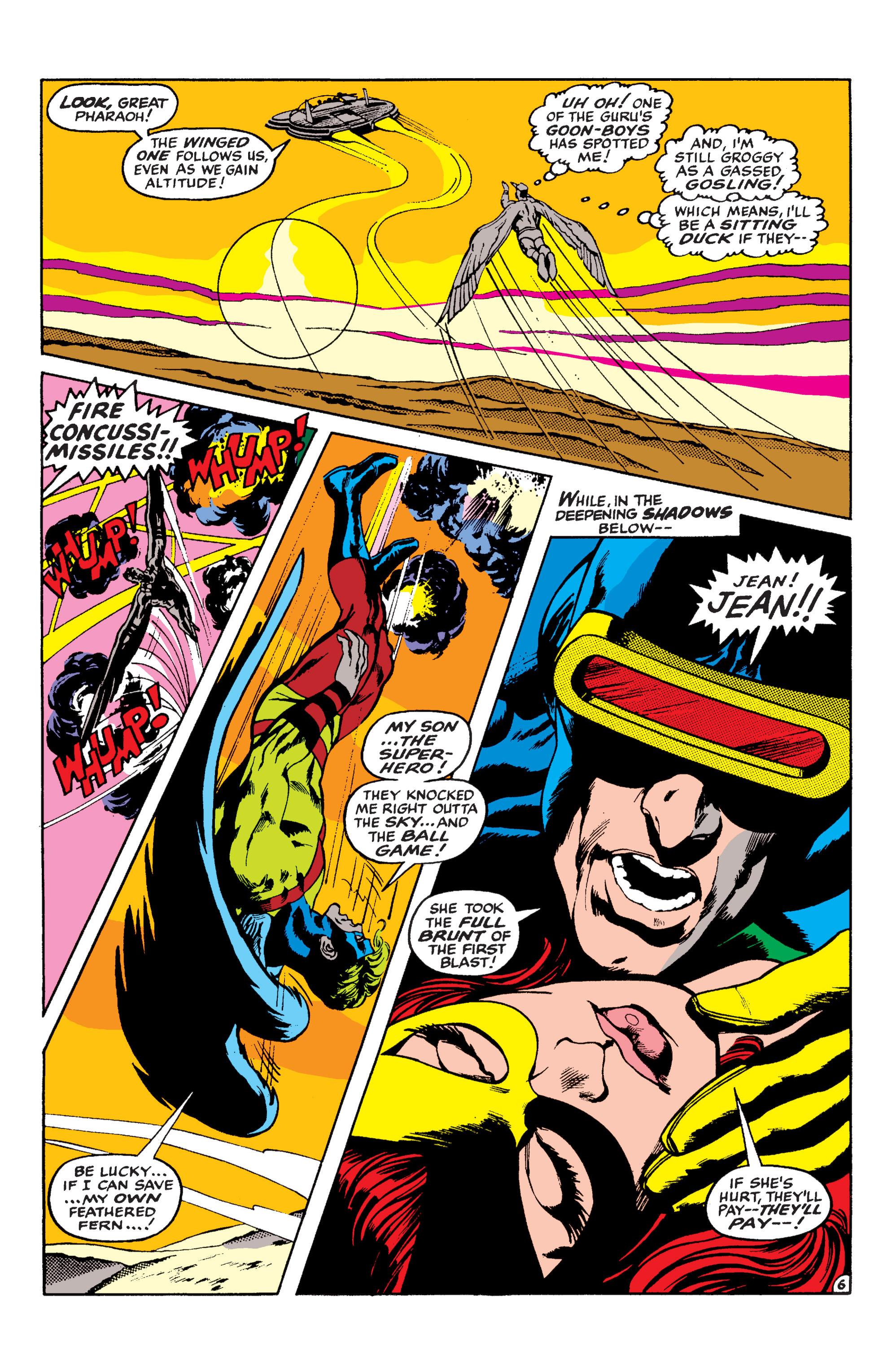 Uncanny X-Men (1963) 56 Page 6
