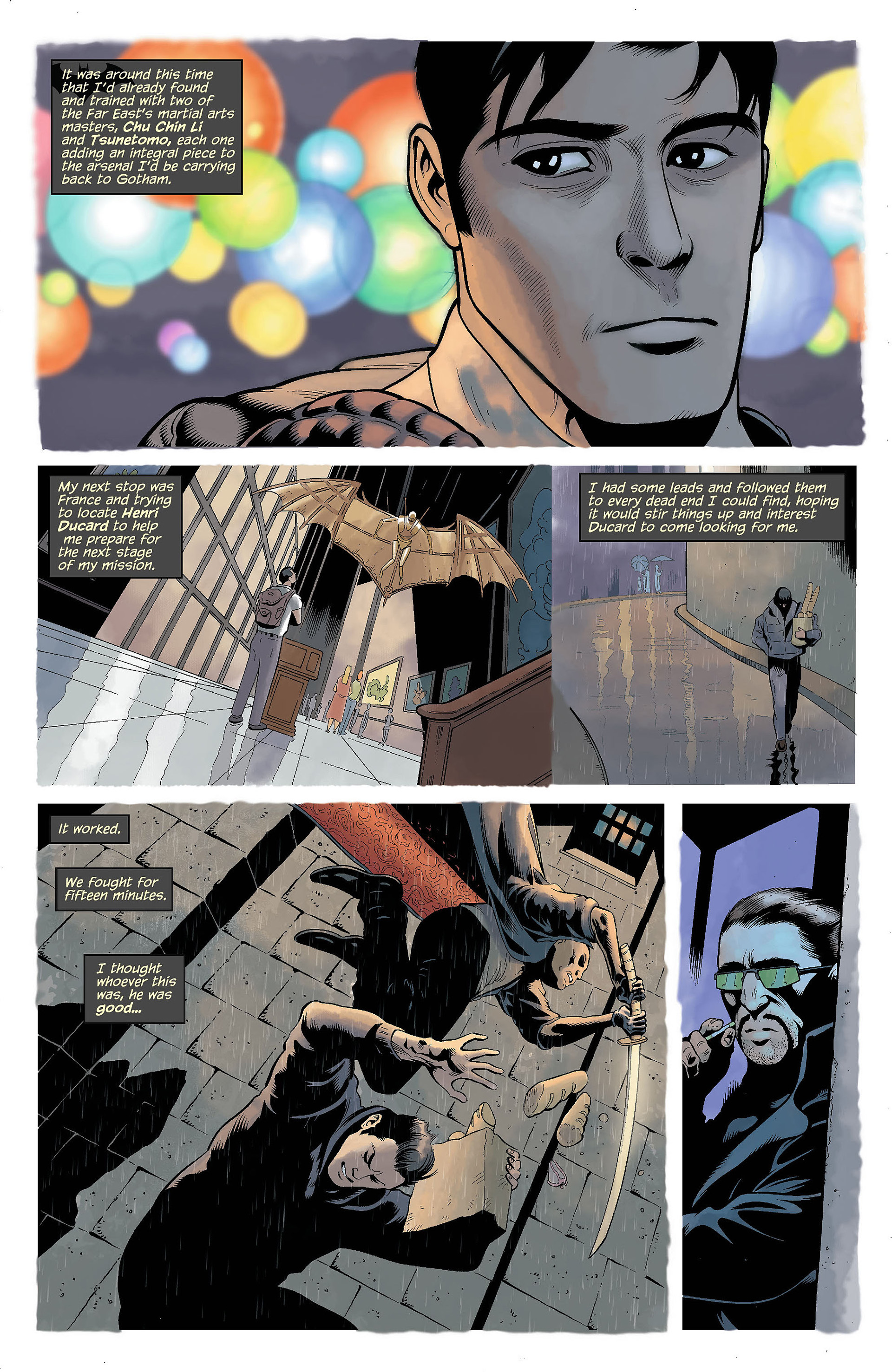 Read online Batman and Robin (2011) comic -  Issue #5 - 14