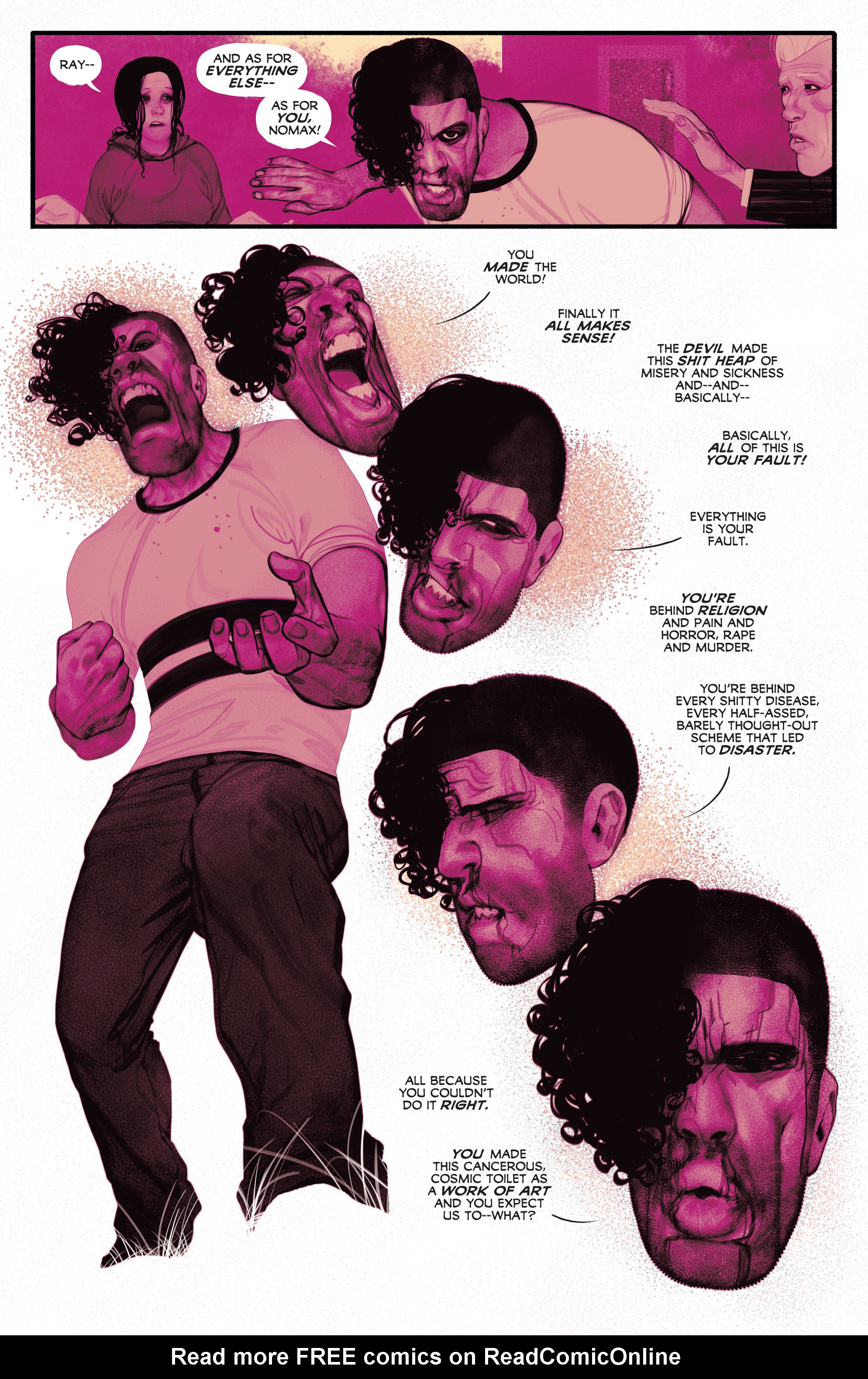 Read online Annihilator comic -  Issue #6 - 11