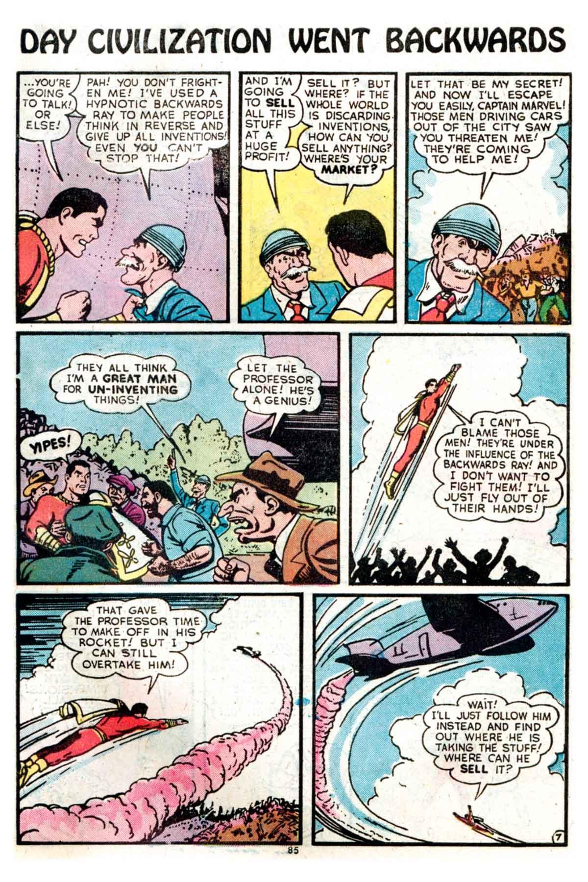 Read online Shazam! (1973) comic -  Issue #15 - 85