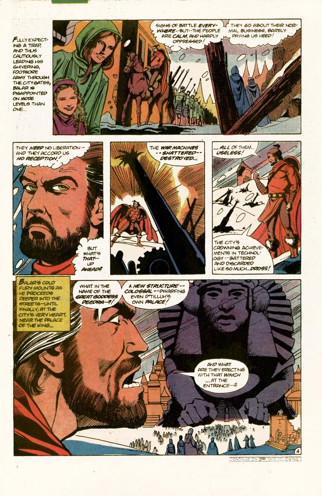 Read online Arion, Lord of Atlantis comic -  Issue #9 - 5