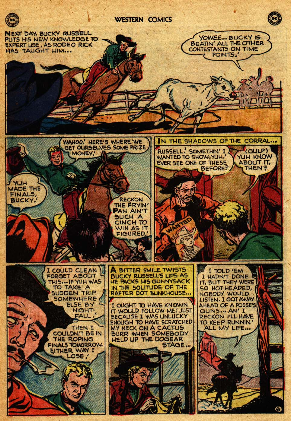 Western Comics issue 9 - Page 34