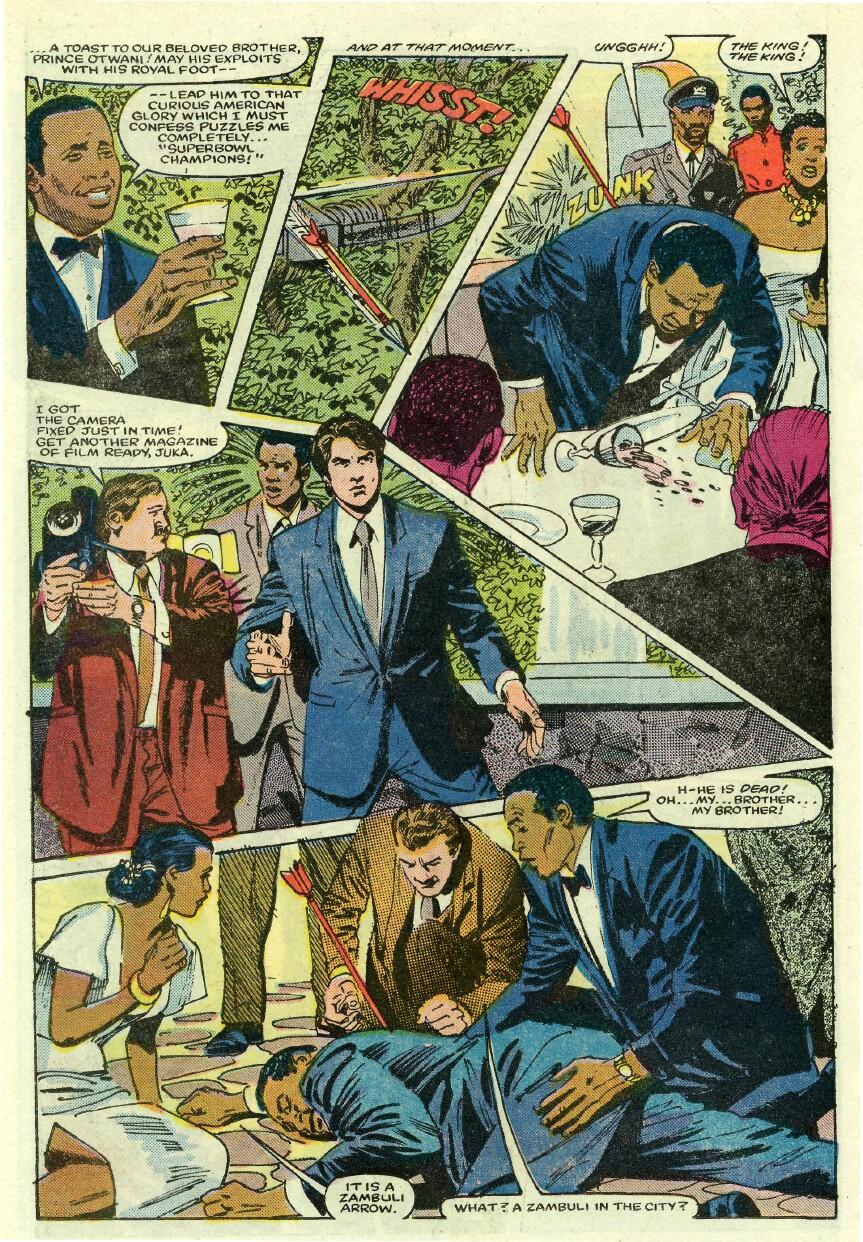 Read online Sheena comic -  Issue #1 - 17
