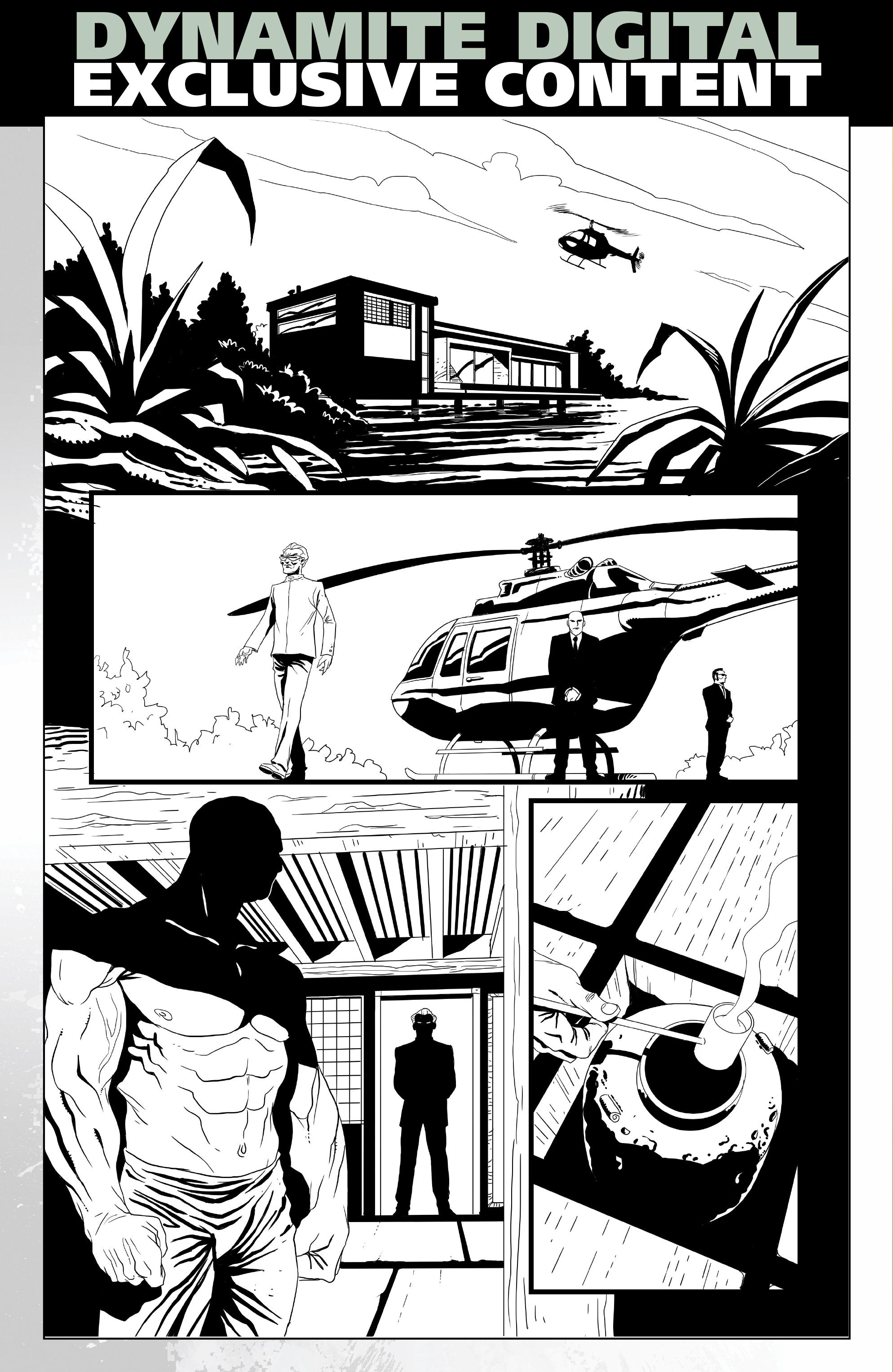 Read online James Bond (2017) comic -  Issue #3 - 27