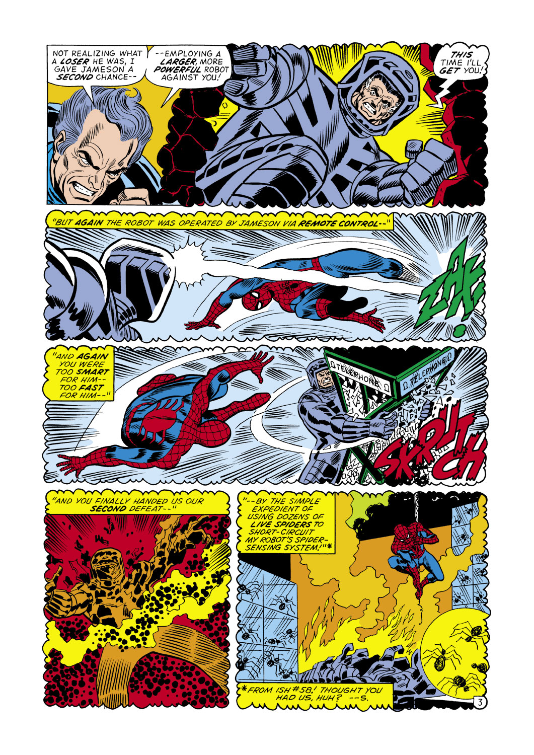 The Amazing Spider-Man (1963) 107 Page 3