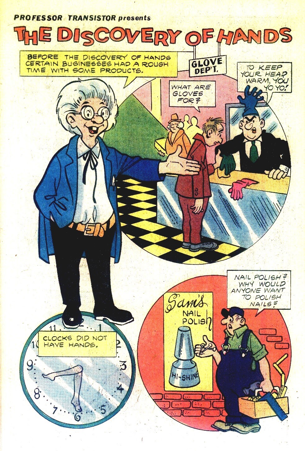 Read online Madhouse Comics comic -  Issue #106 - 22