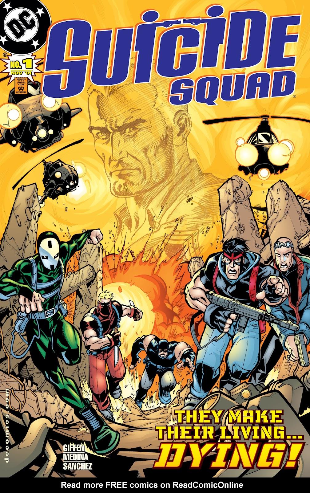 Suicide Squad (2001) 1 Page 1