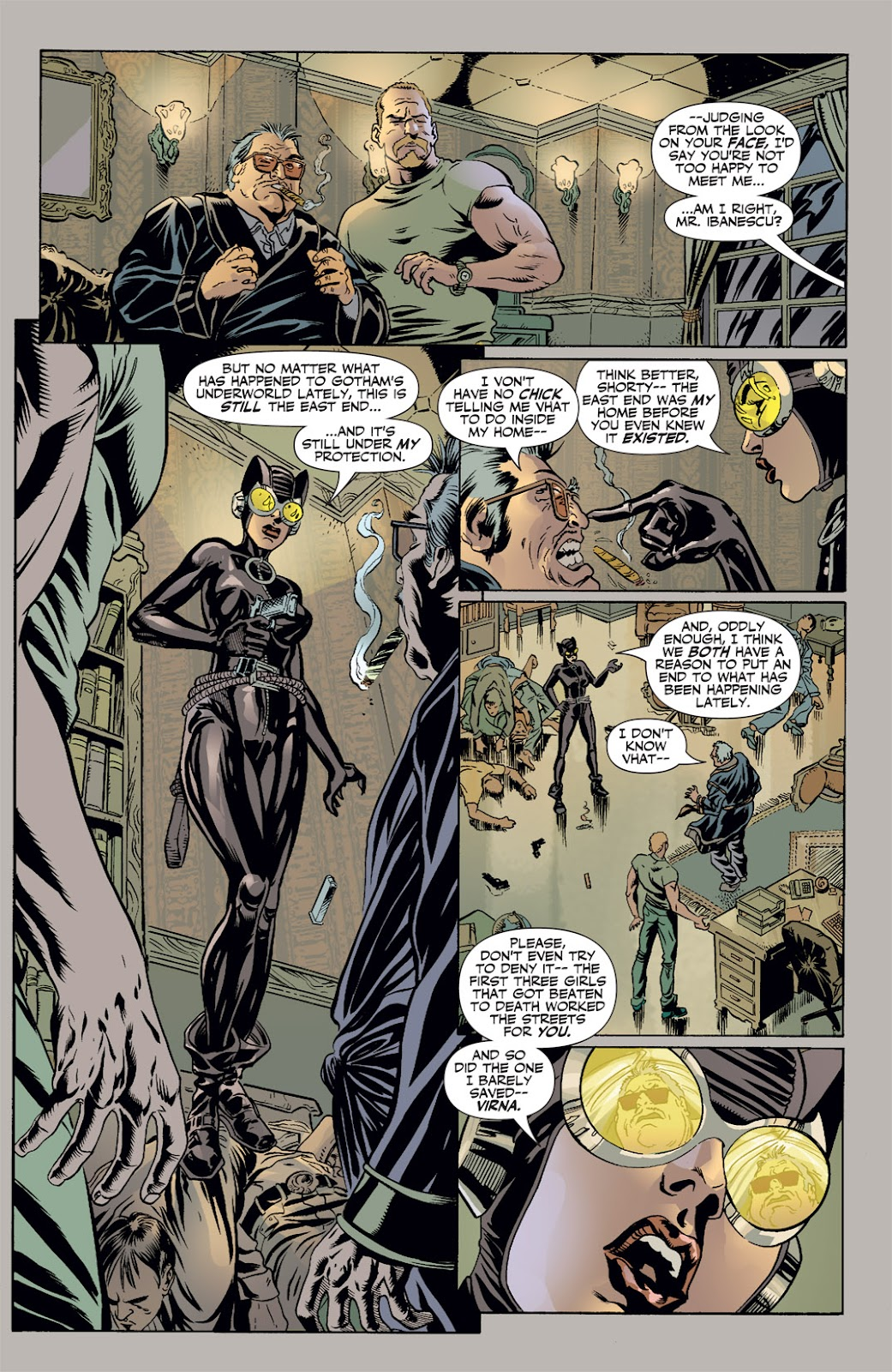 Catwoman (2002) Issue #41 #41 - English 15