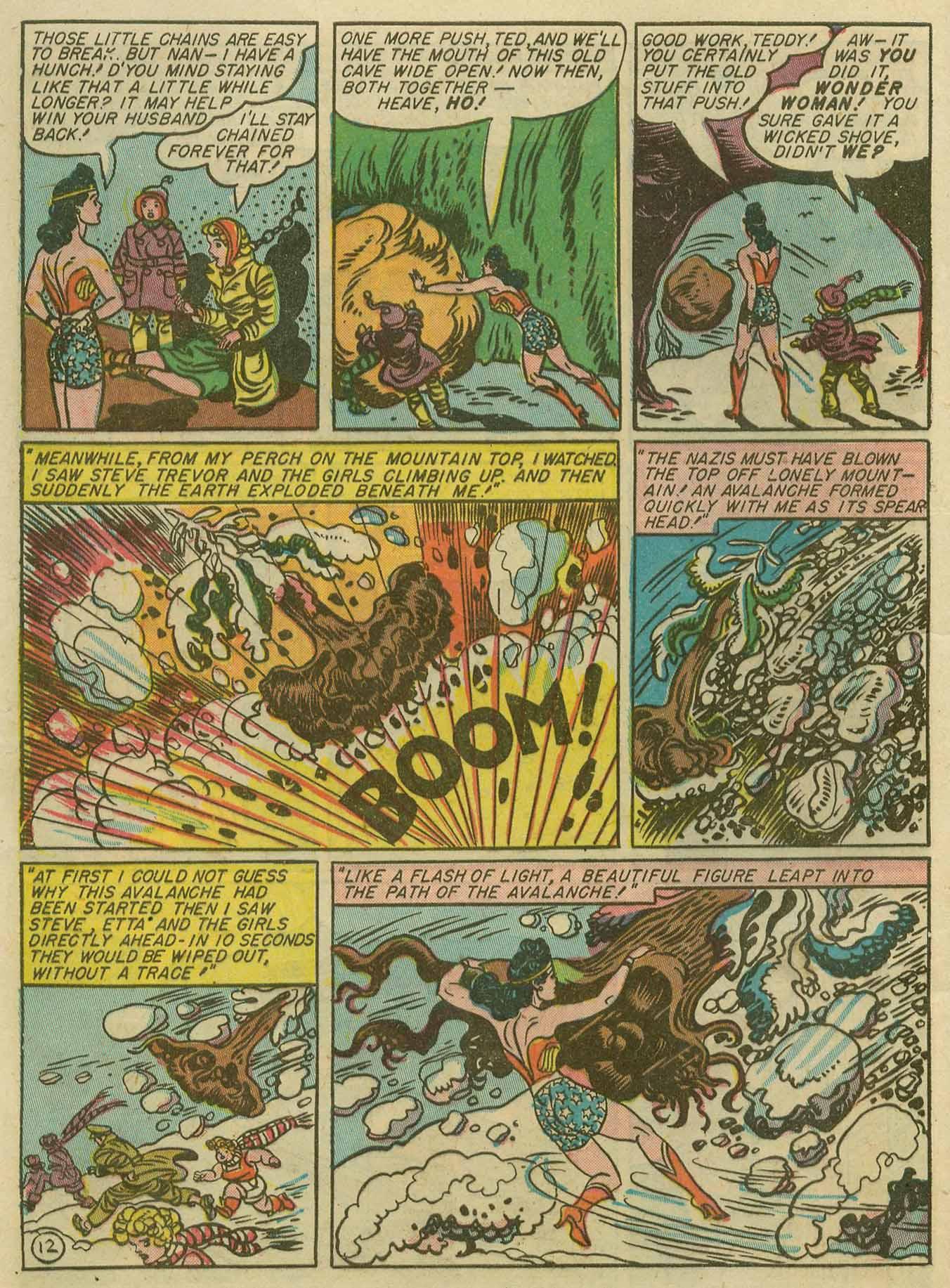 Read online Sensation (Mystery) Comics comic -  Issue #14 - 14