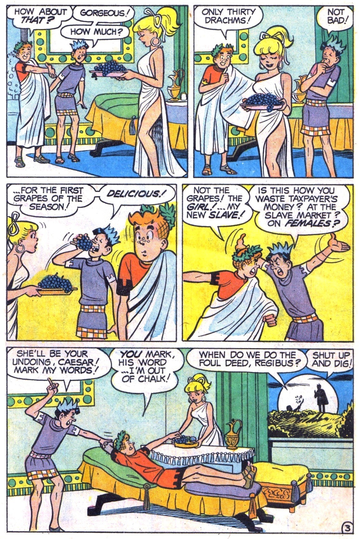 Read online Archie (1960) comic -  Issue #180 - 30