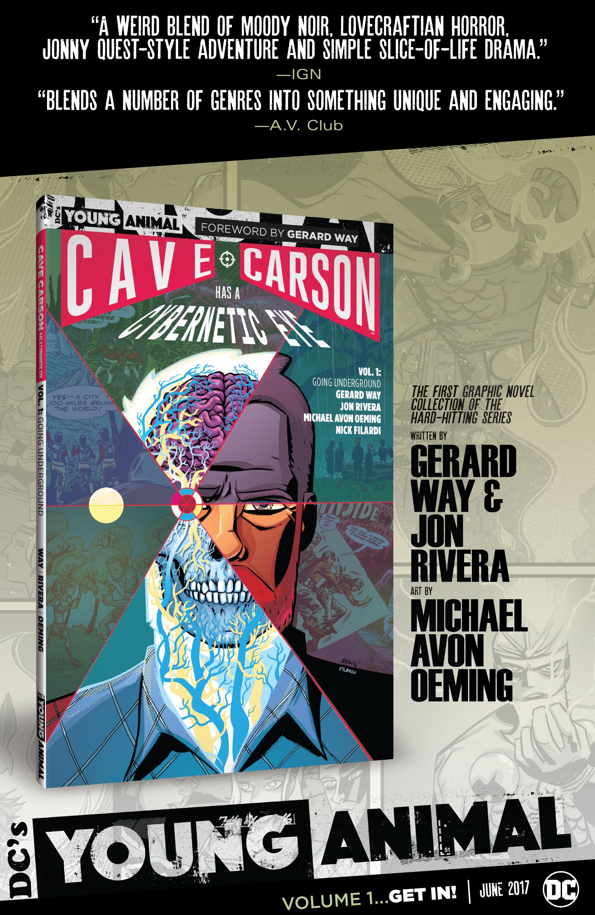 Read online Superwoman comic -  Issue #11 - 22