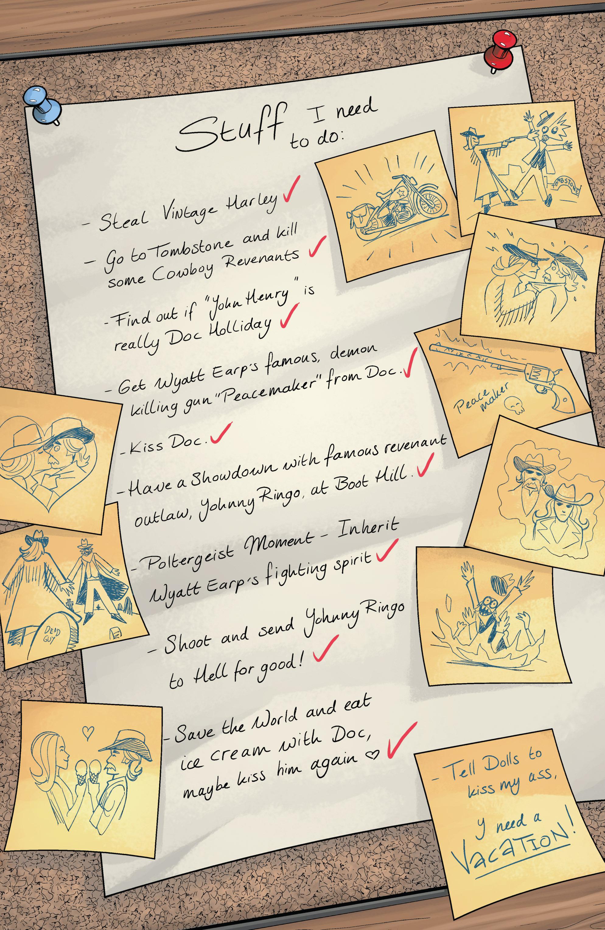 Read online Wynonna Earp (2016) comic -  Issue #7 - 3