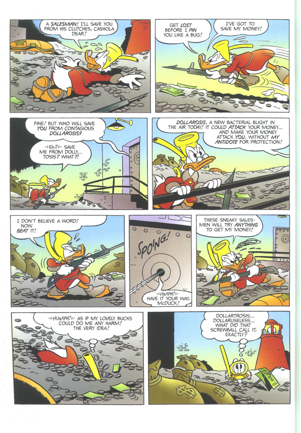 Read online Uncle Scrooge (1953) comic -  Issue #351 - 4