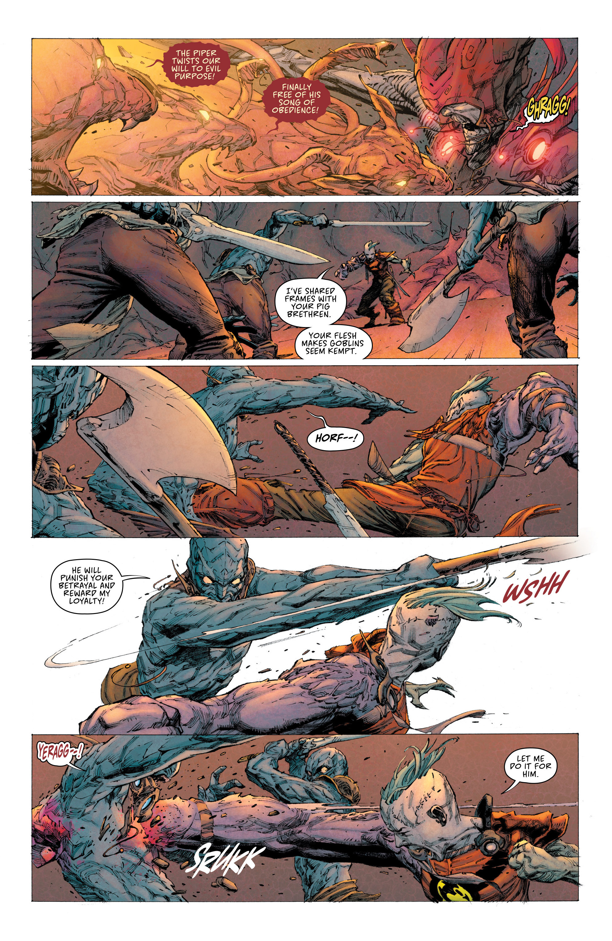 Read online Seven To Eternity comic -  Issue #2 - 19