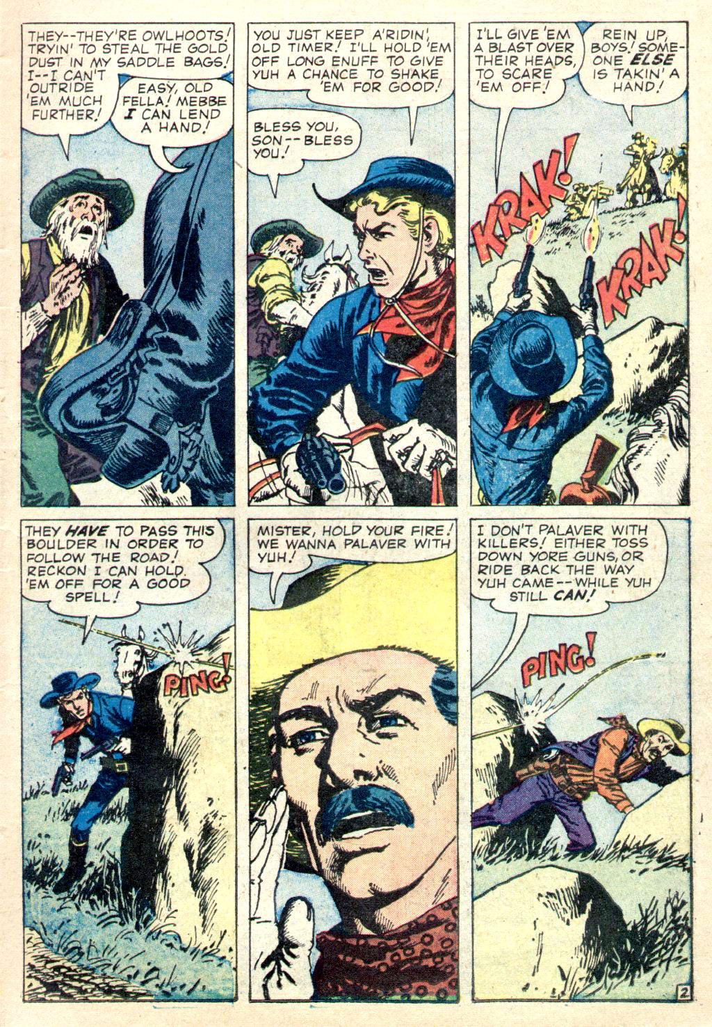 Read online Two-Gun Kid comic -  Issue #49 - 11