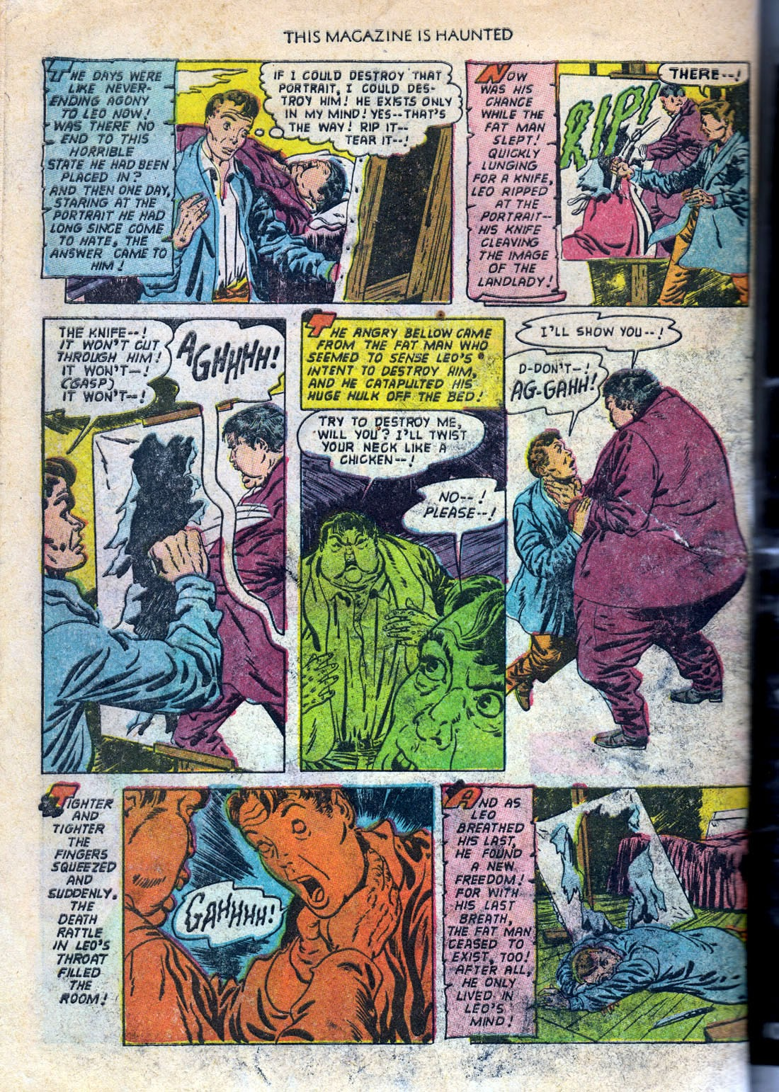 Read online This Magazine Is Haunted comic -  Issue #10 - 34