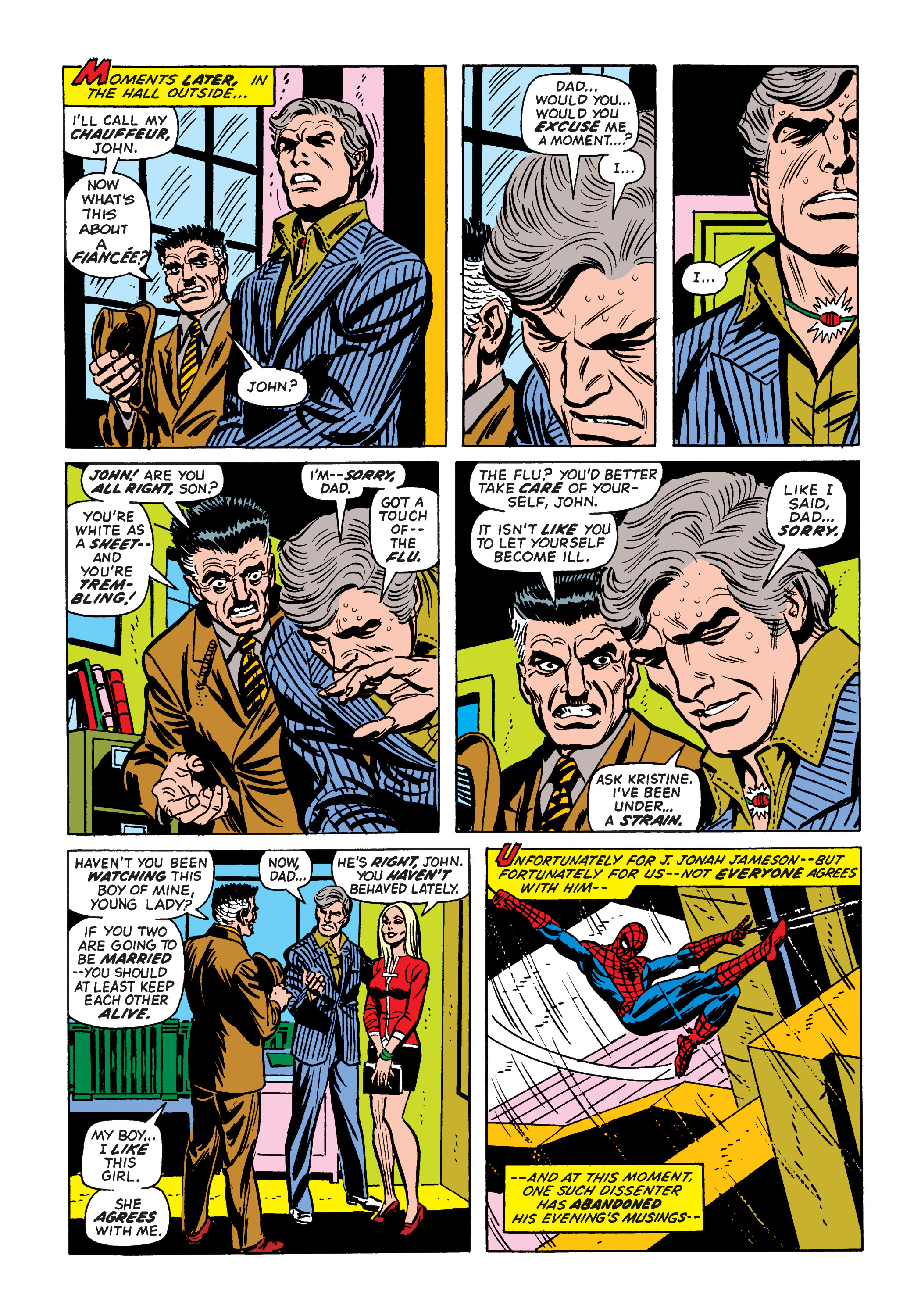 The Amazing Spider-Man (1963) 124 Page 4
