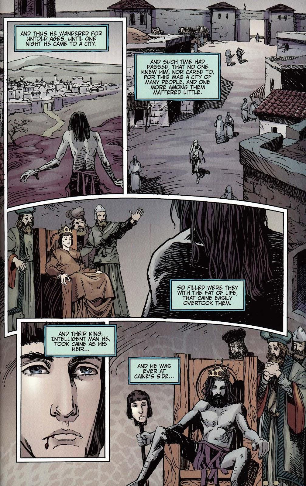 Read online Vampire the Masquerade comic -  Issue # Toreador - 27