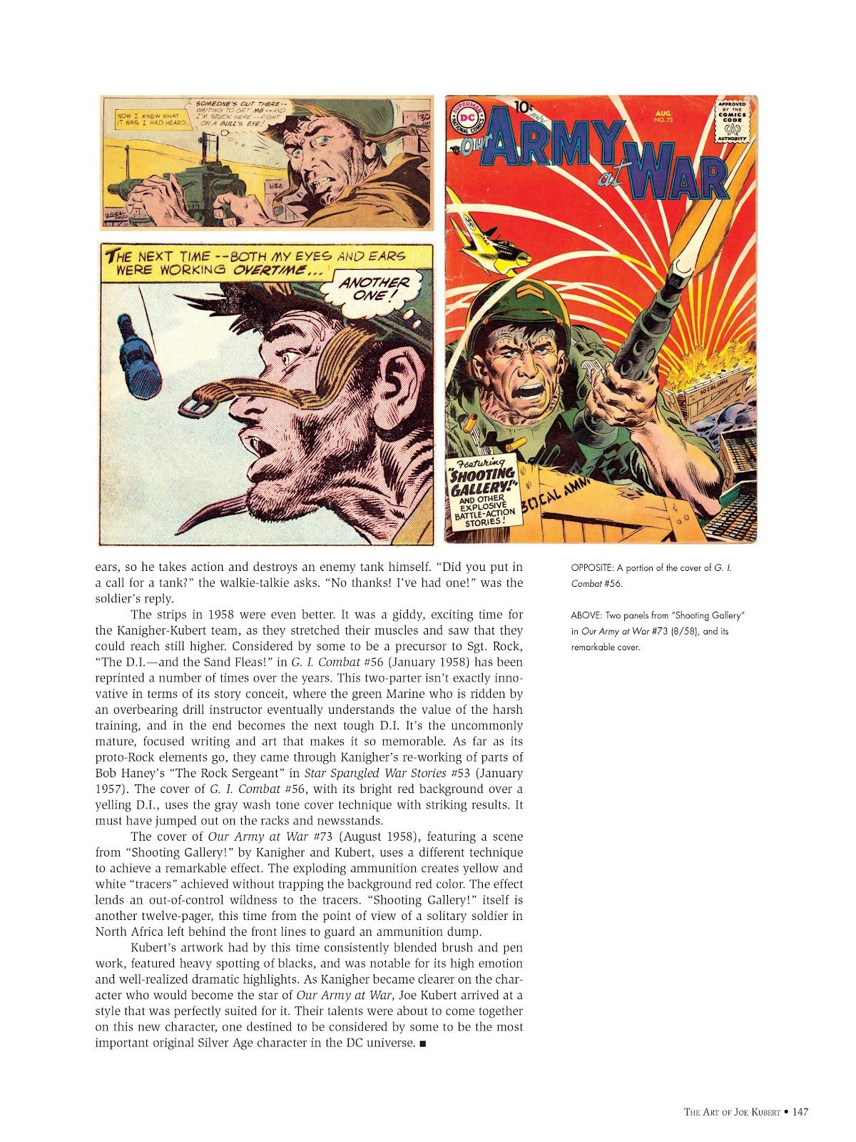 Read online The Art of Joe Kubert comic -  Issue # TPB (Part 2) - 47