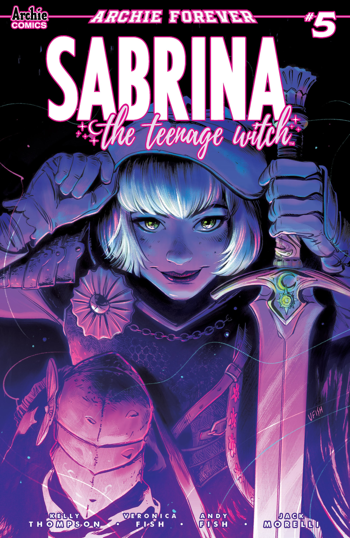Sabrina the Teenage Witch (2019) 5 Page 1