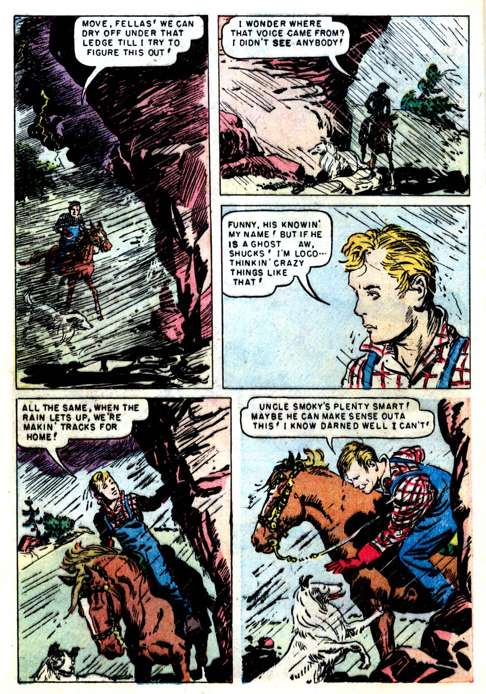 Four Color Comics issue 287 - Page 16