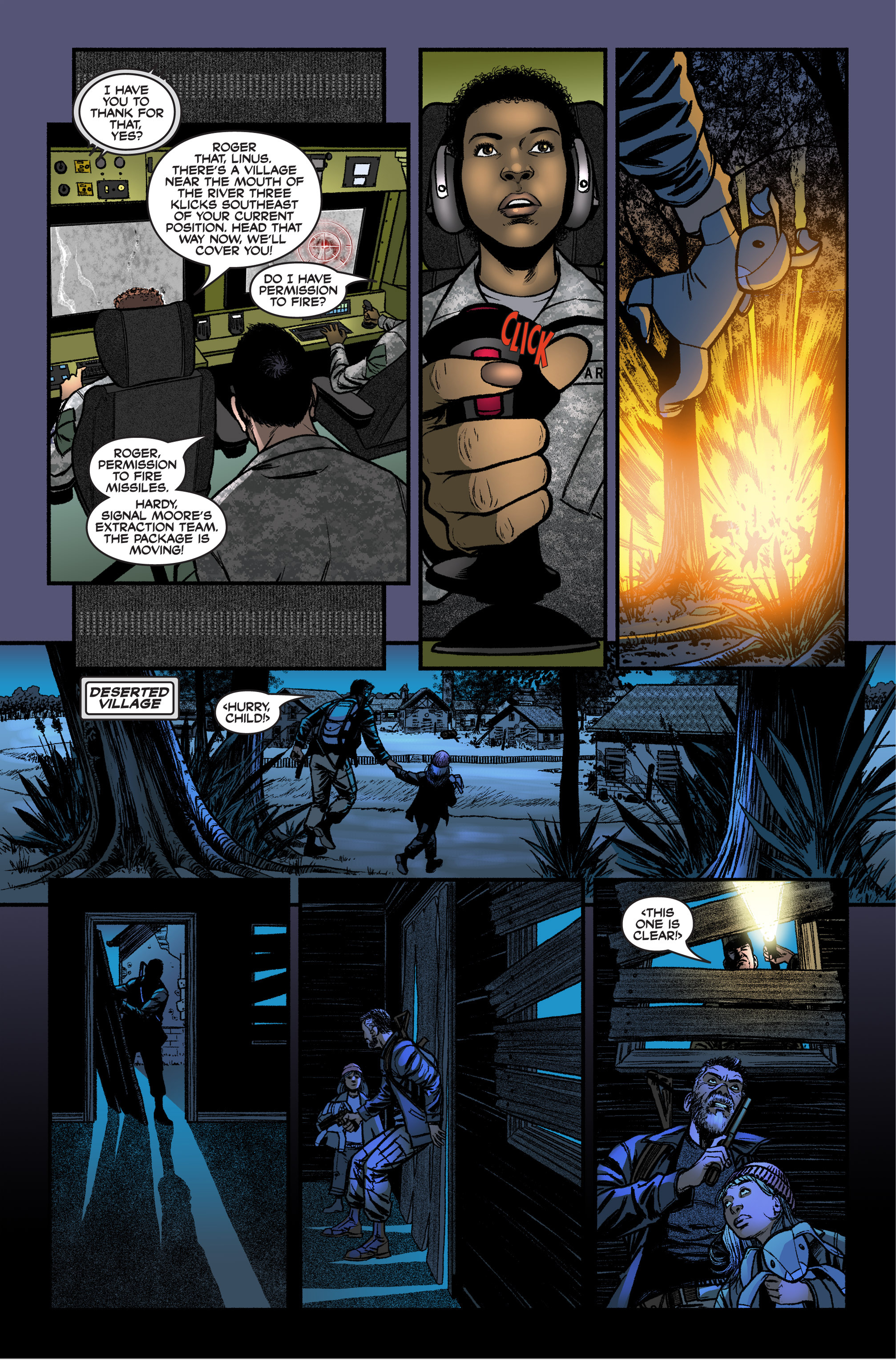 Read online America's Army comic -  Issue #3 - 13