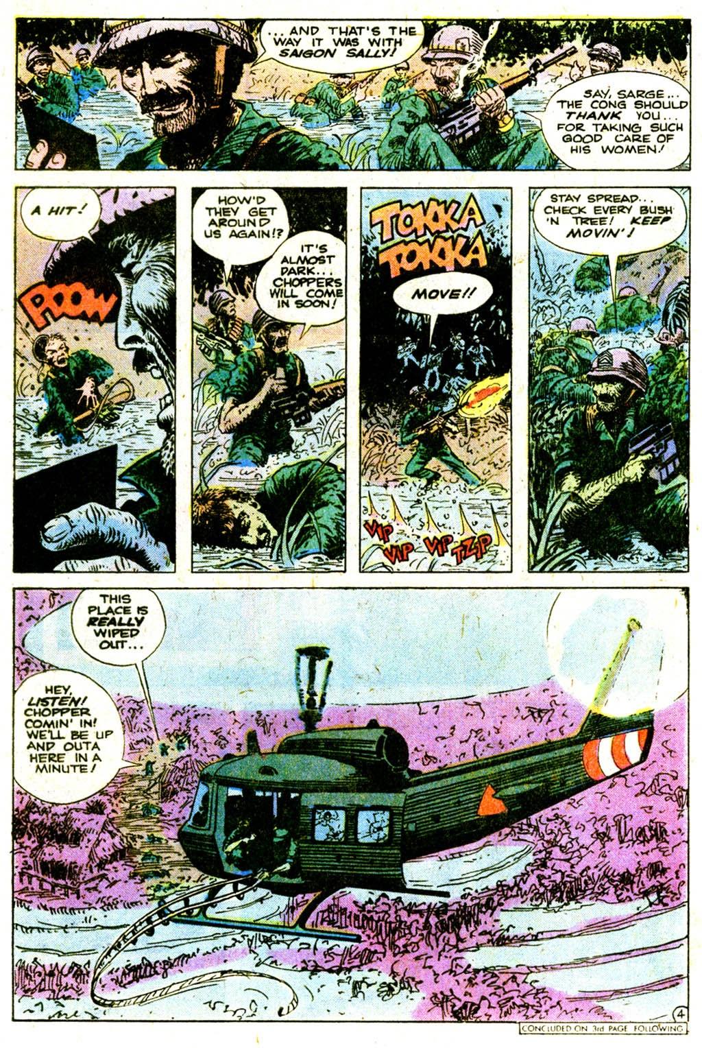 Read online Sgt. Rock comic -  Issue #311 - 27