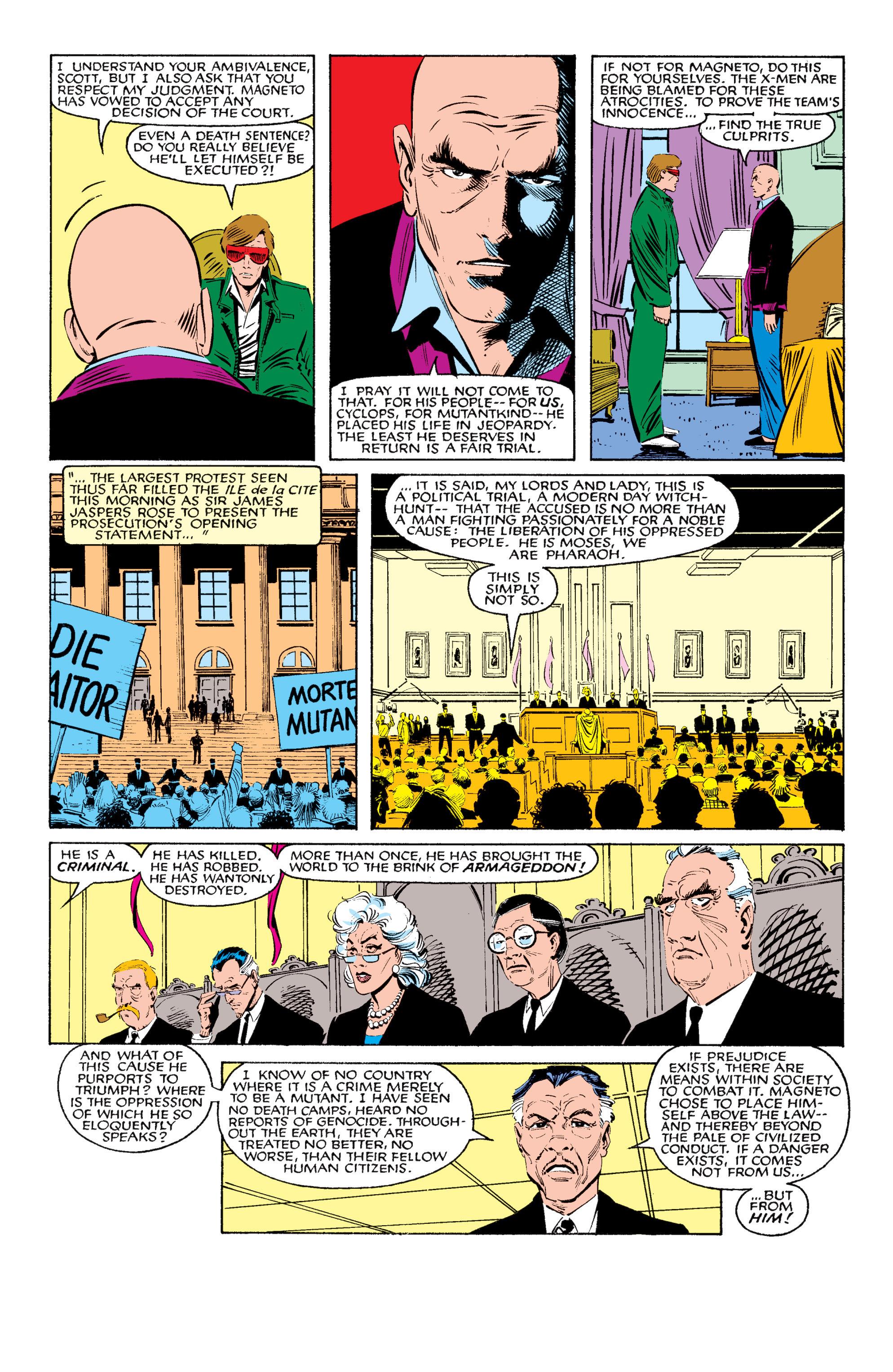 Read online Uncanny X-Men (1963) comic -  Issue #200 - 10