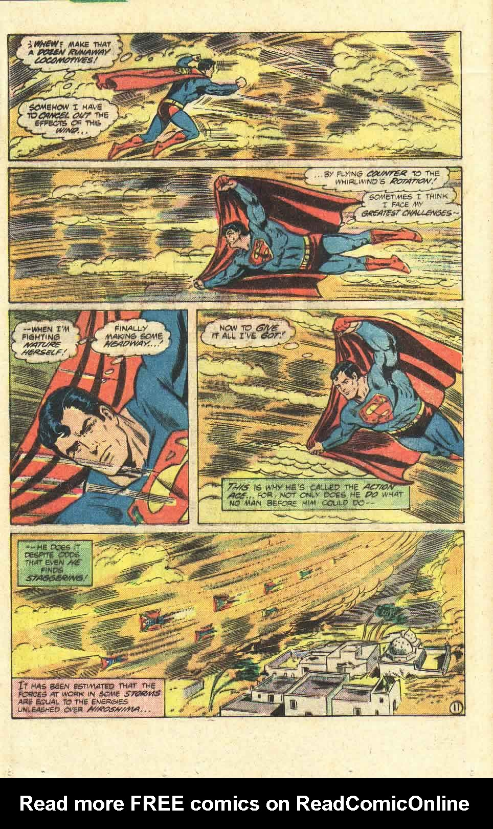 Read online Action Comics (1938) comic -  Issue #520 - 12