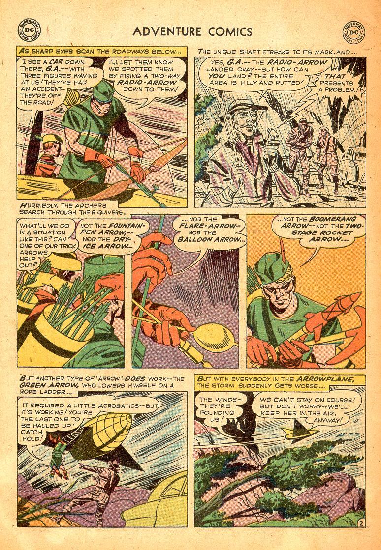 Read online Adventure Comics (1938) comic -  Issue #254 - 28