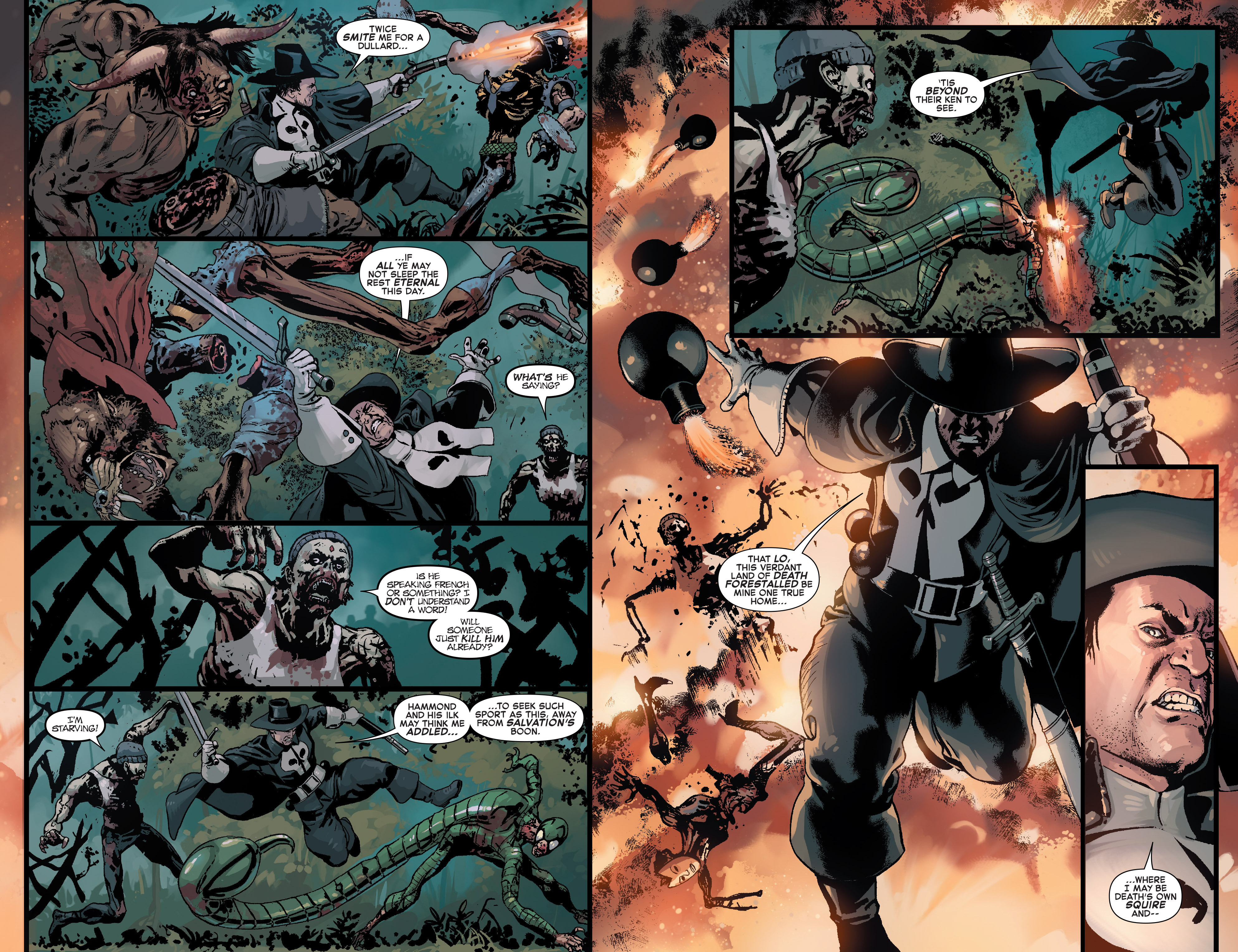 Read online Age of Ultron Vs. Marvel Zombies comic -  Issue #2 - 4