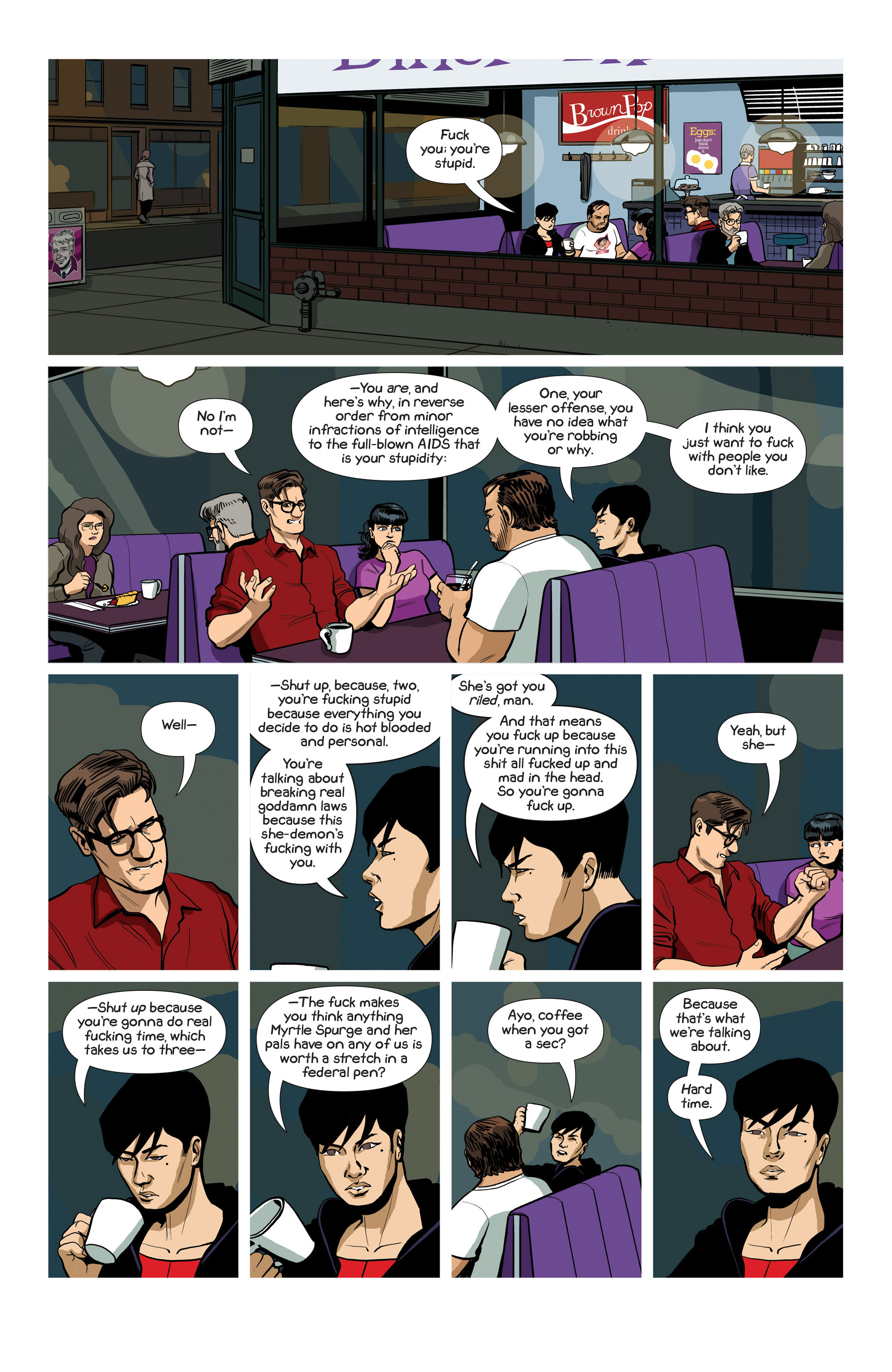 Read online Sex Criminals comic -  Issue #16 - 11