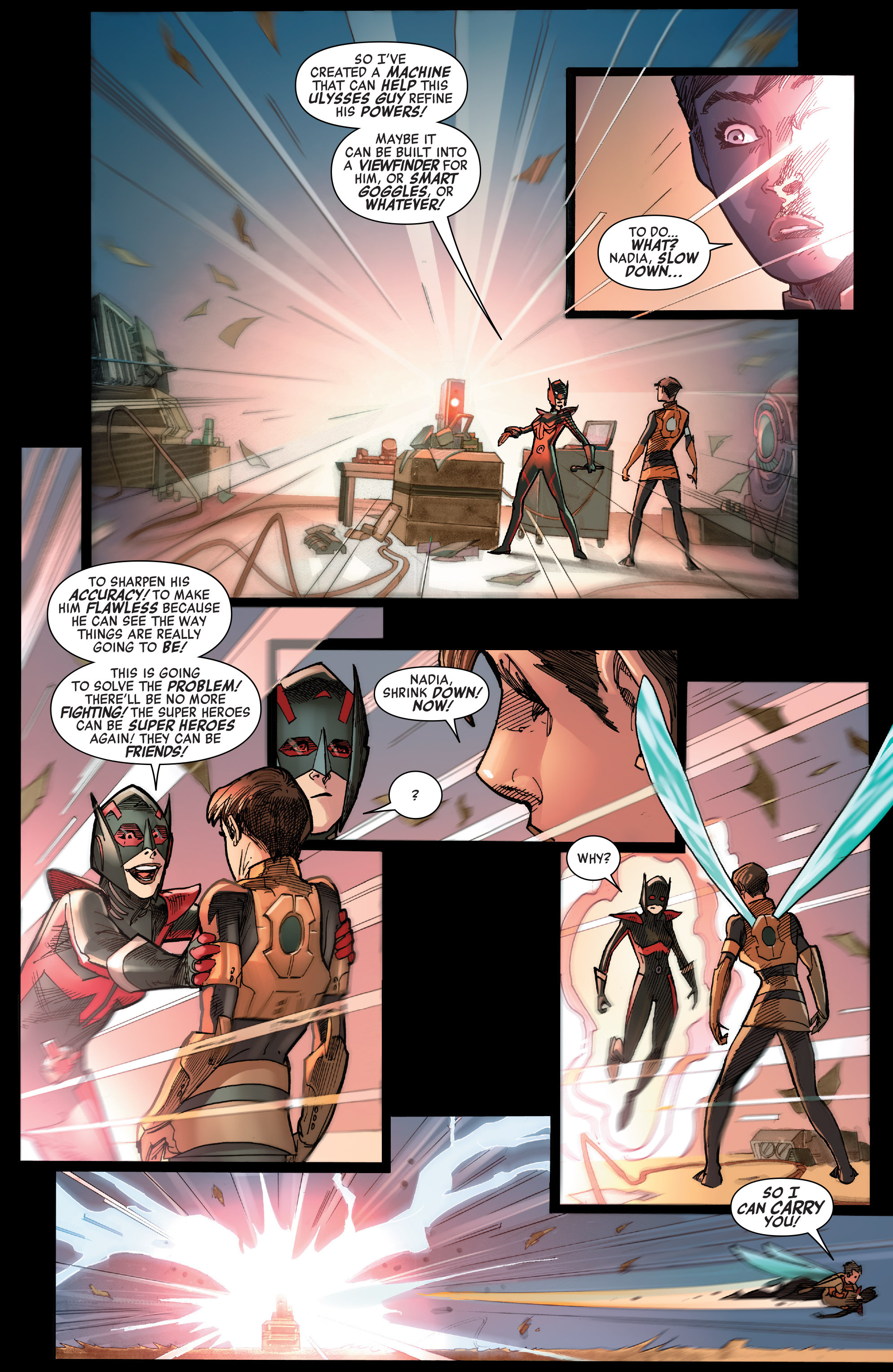 Read online All-New, All-Different Avengers comic -  Issue #14 - 19