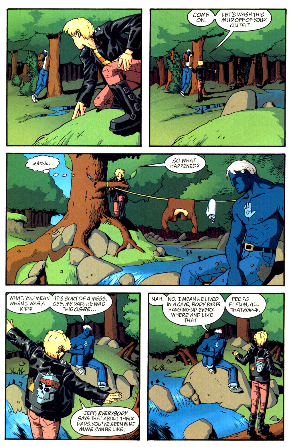 Read online Smax comic -  Issue #2 - 8