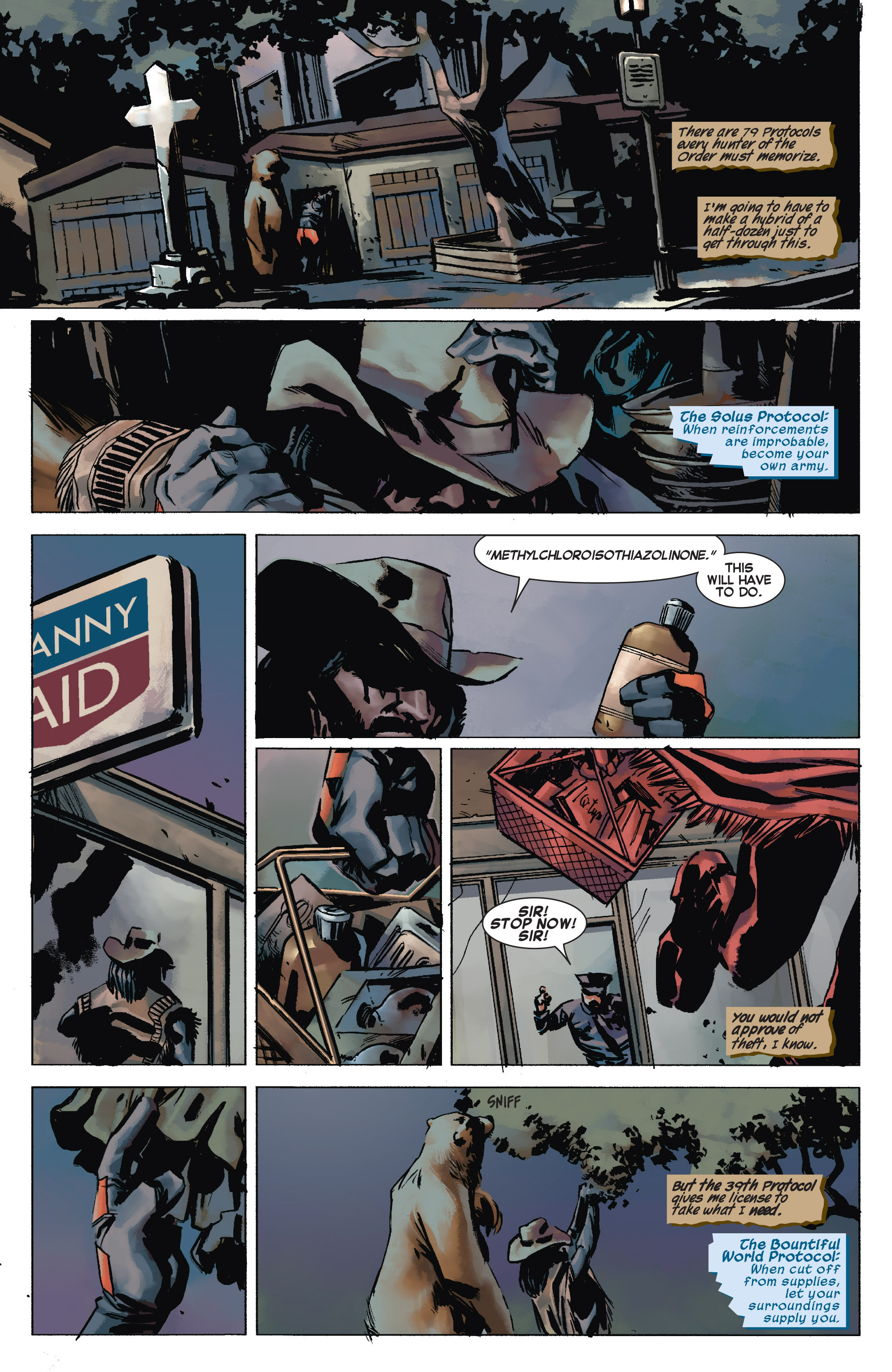Read online Uncanny X-Force (2013) comic -  Issue #11 - 7