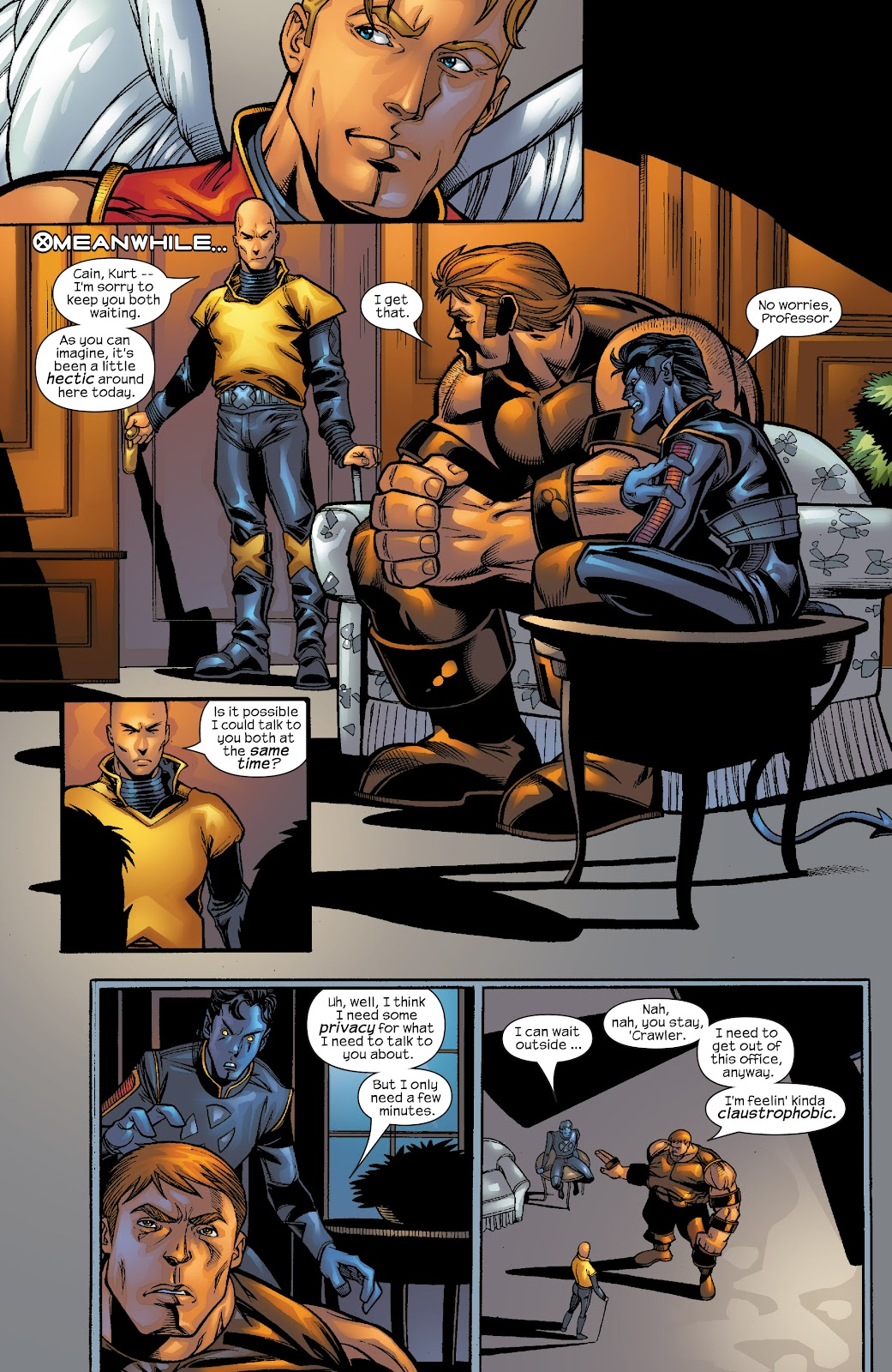 Read online X-Men: Unstoppable comic -  Issue # TPB (Part 4) - 22