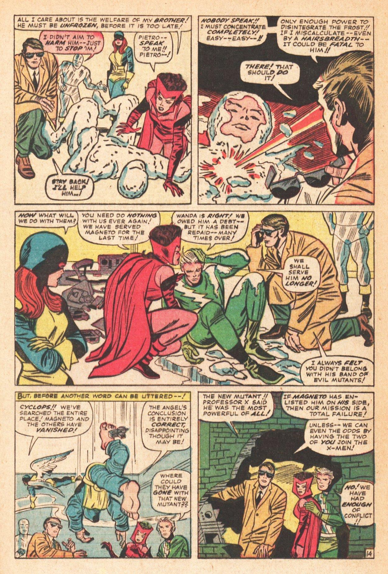 Read online Uncanny X-Men (1963) comic -  Issue # _Annual 1 - 43