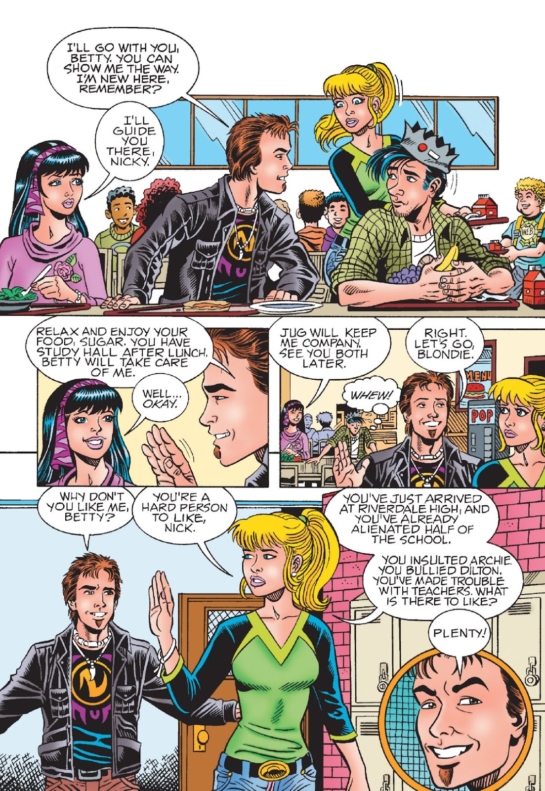 Read online Archie's New Look Series comic -  Issue #1 - 44