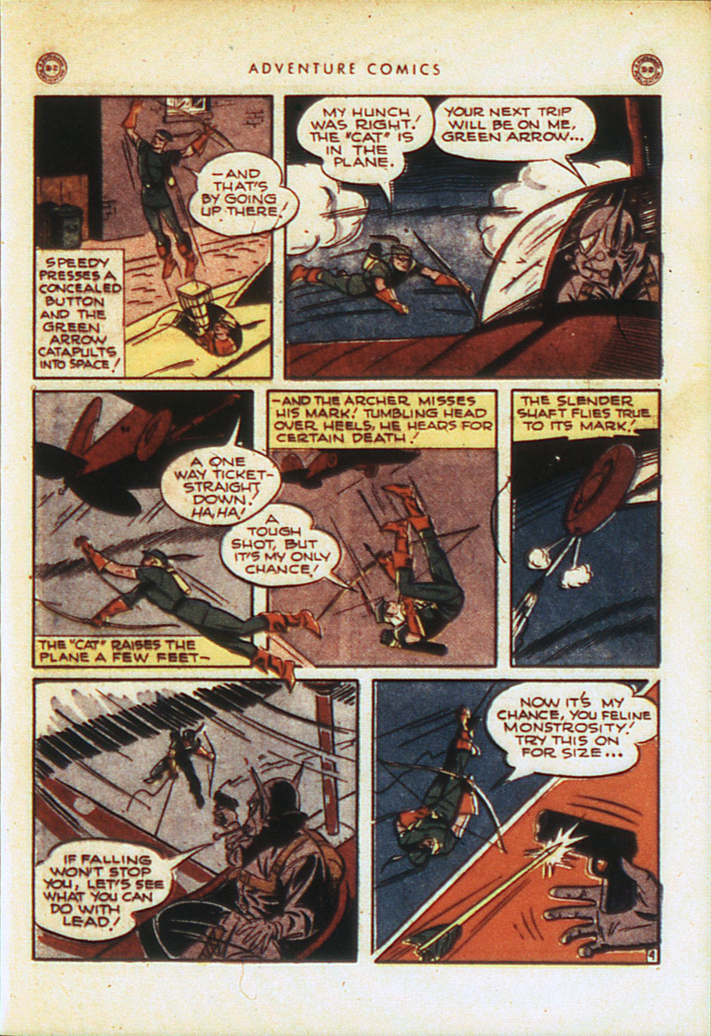 Read online Adventure Comics (1938) comic -  Issue #104 - 44