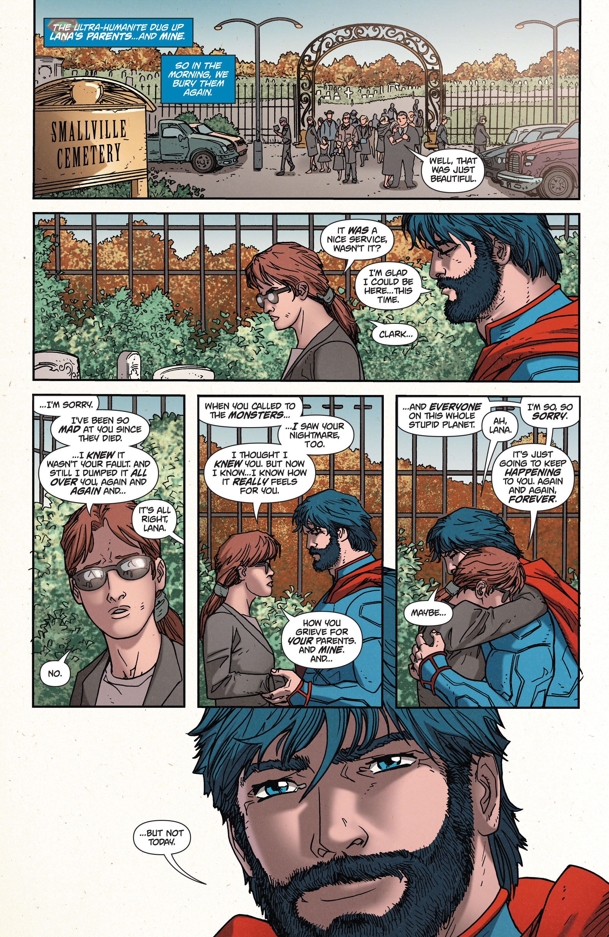 Read online Action Comics (2011) comic -  Issue #39 - 22