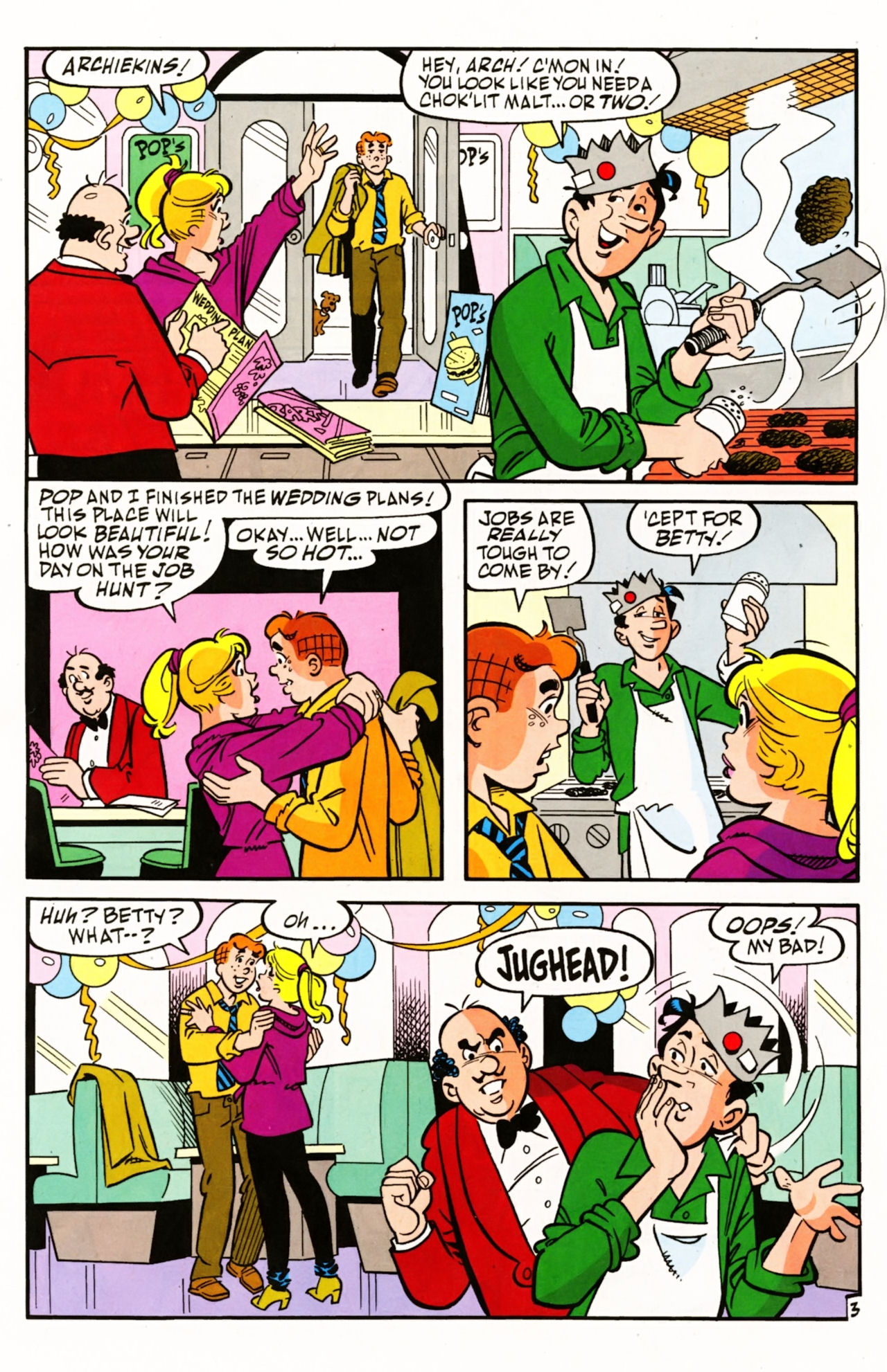 Read online Archie (1960) comic -  Issue #604 - 6