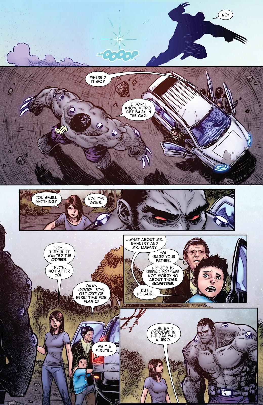 Read online Hulkverines comic -  Issue #3 - 9
