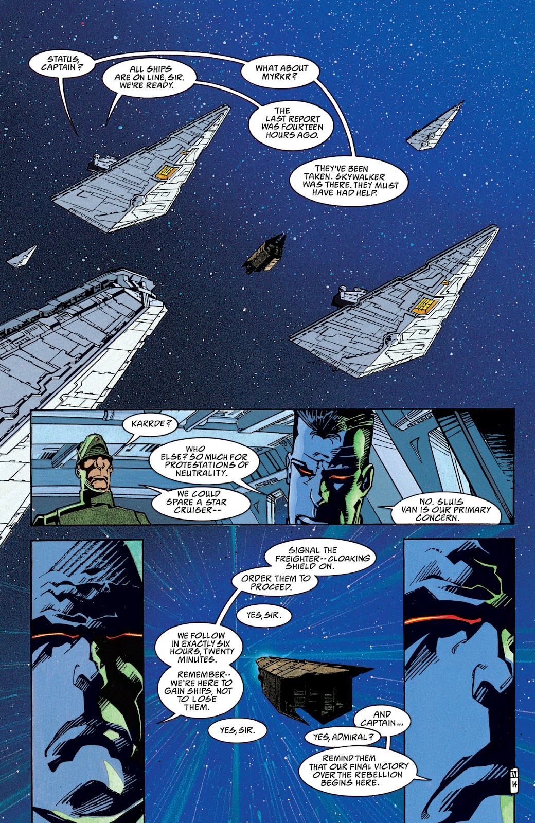 Read online Star Wars Legends: The New Republic - Epic Collection comic -  Issue # TPB 4 (Part 2) - 38