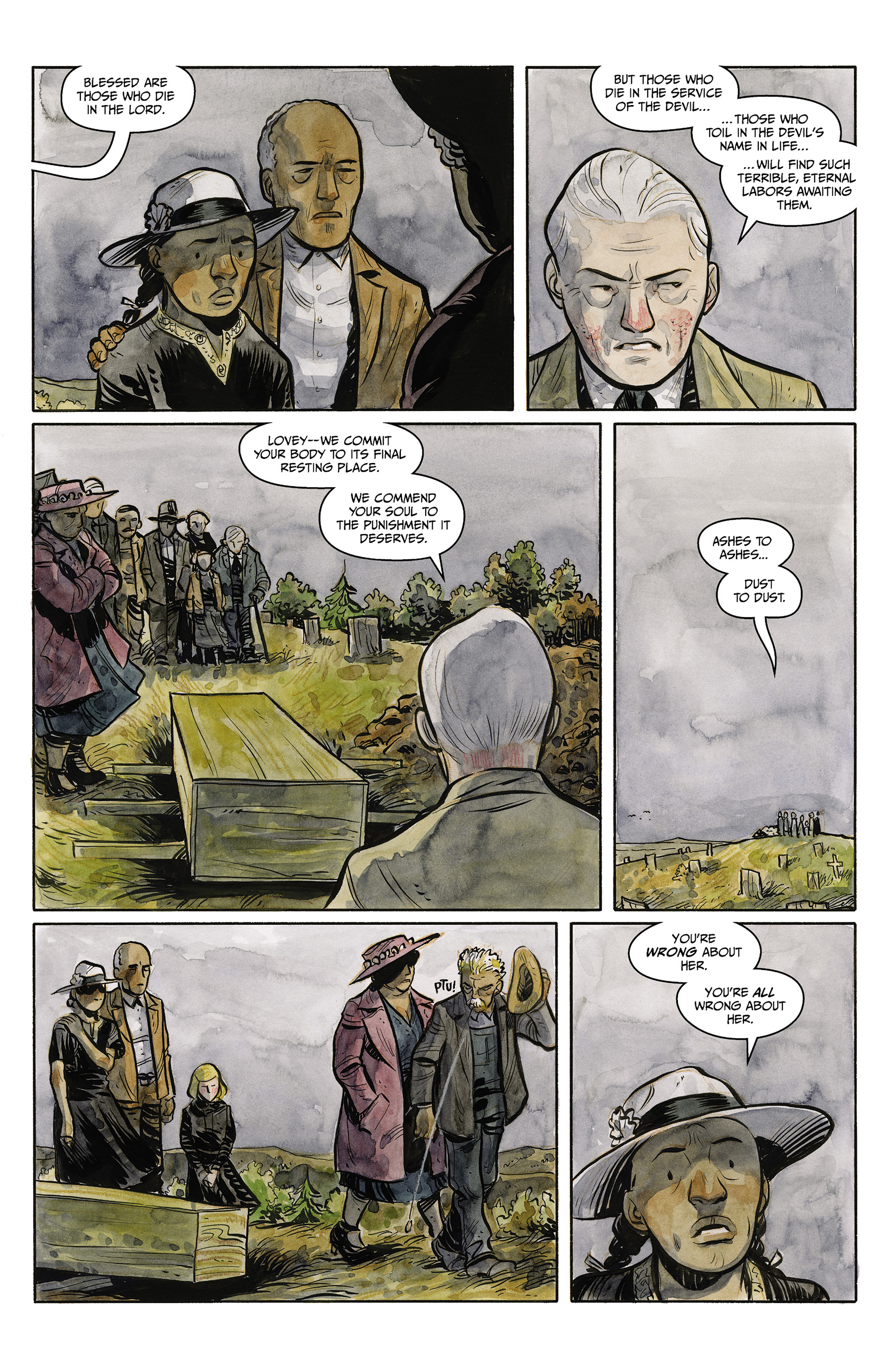 Read online Harrow County comic -  Issue #23 - 5