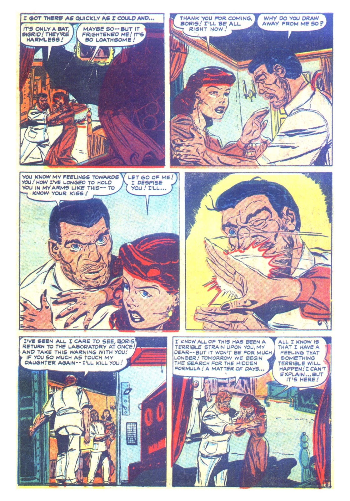 Journey Into Unknown Worlds (1950) issue 37 - Page 5
