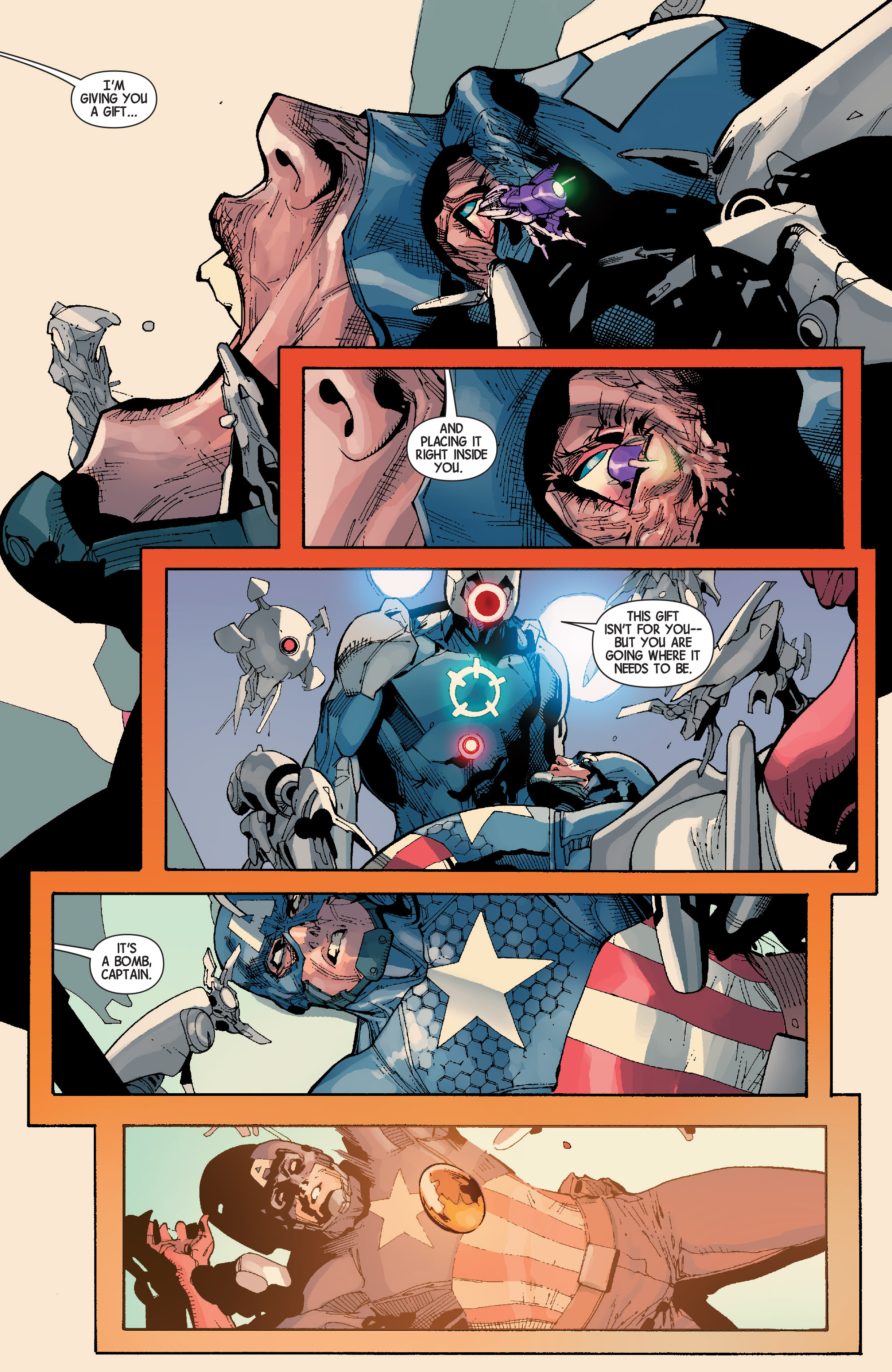 Read online Avengers (2013) comic -  Issue #31 - 19