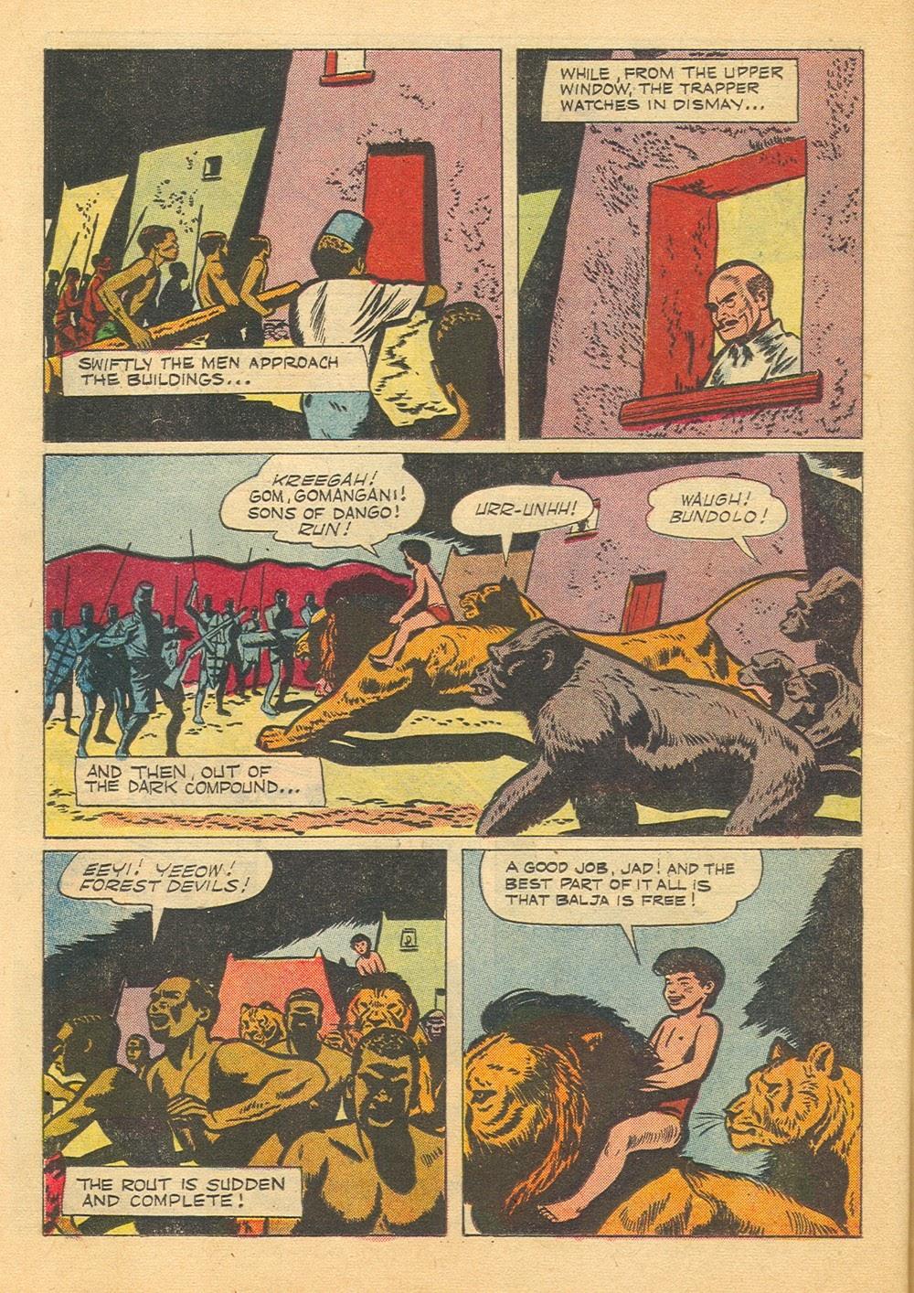 Tarzan (1948) issue 60 - Page 26