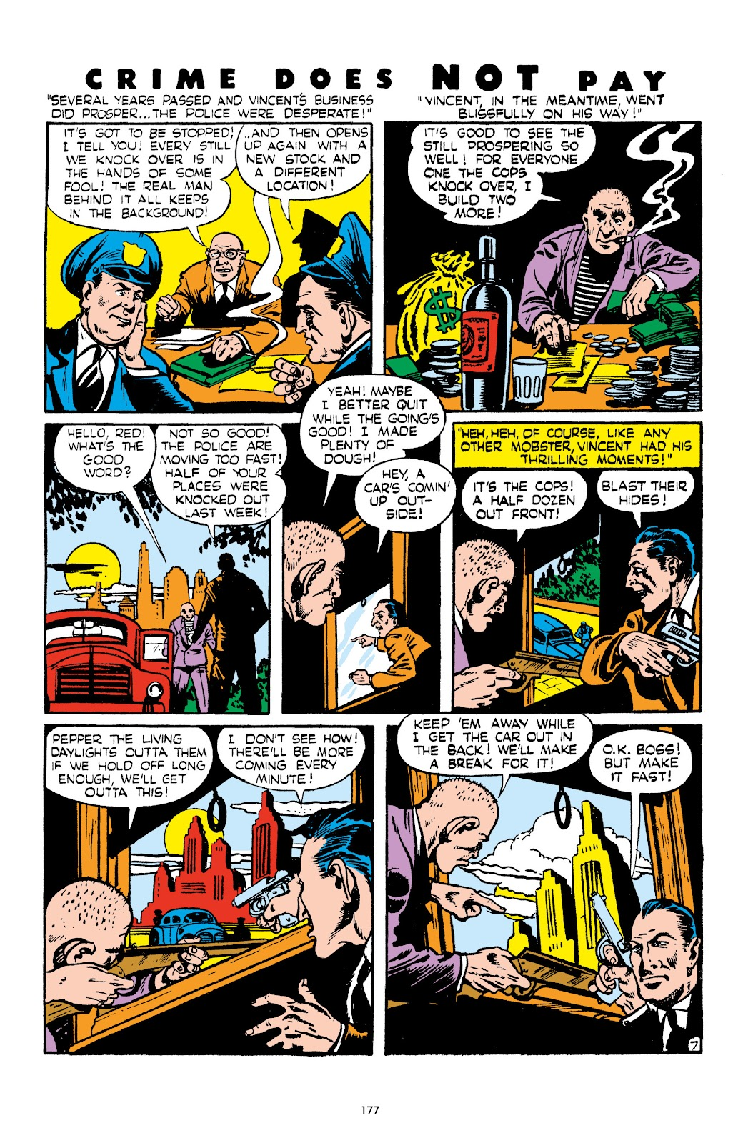 Read online Crime Does Not Pay Archives comic -  Issue # TPB 4 (Part 2) - 77