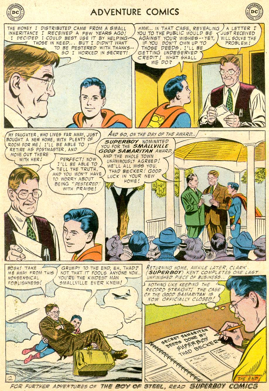 Read online Adventure Comics (1938) comic -  Issue #227 - 14